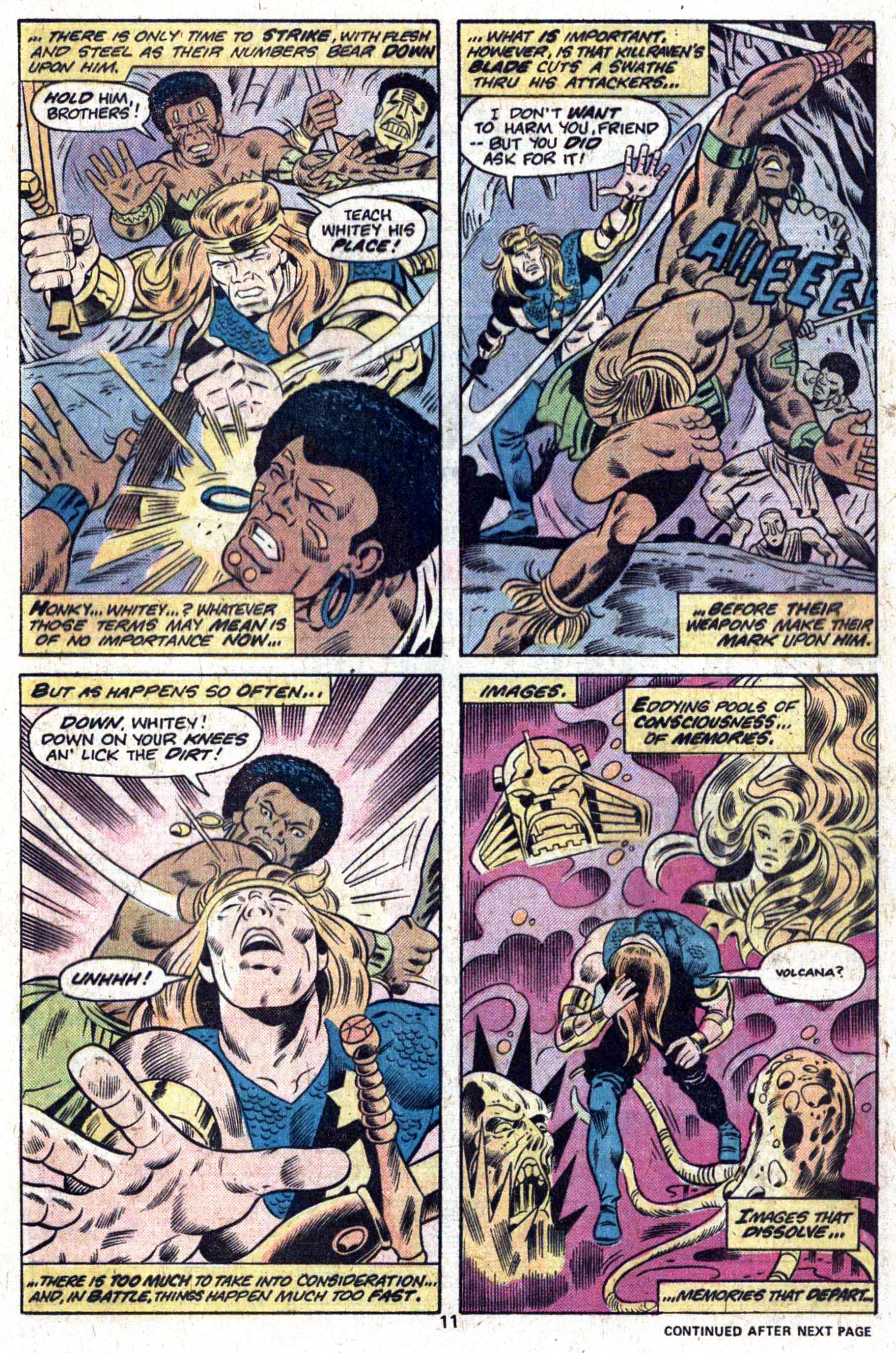 Read online Amazing Adventures (1970) comic -  Issue #33 - 13