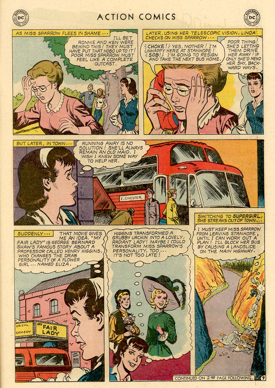 Read online Action Comics (1938) comic -  Issue #325 - 27