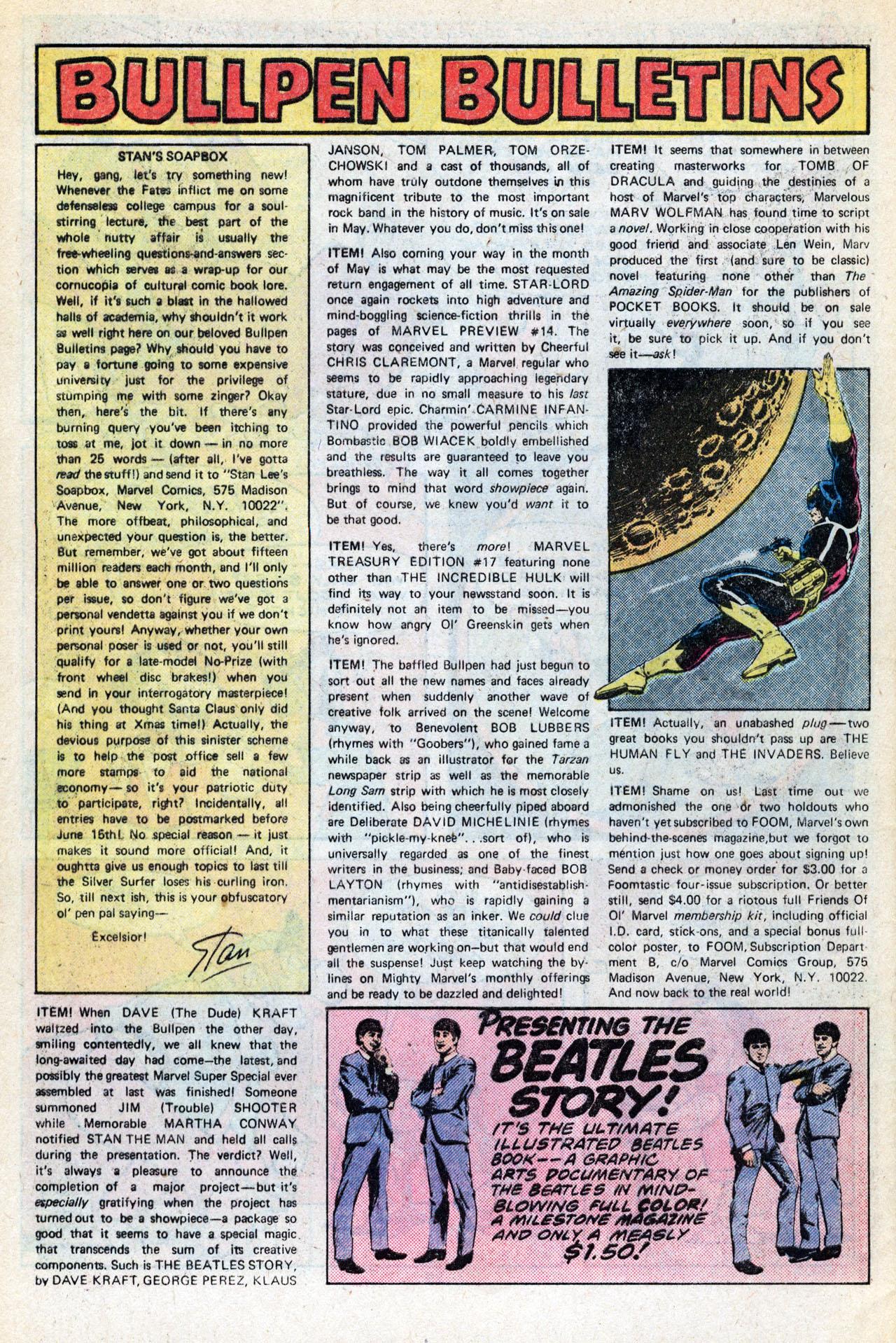 Read online TV Stars comic -  Issue #1 - 31