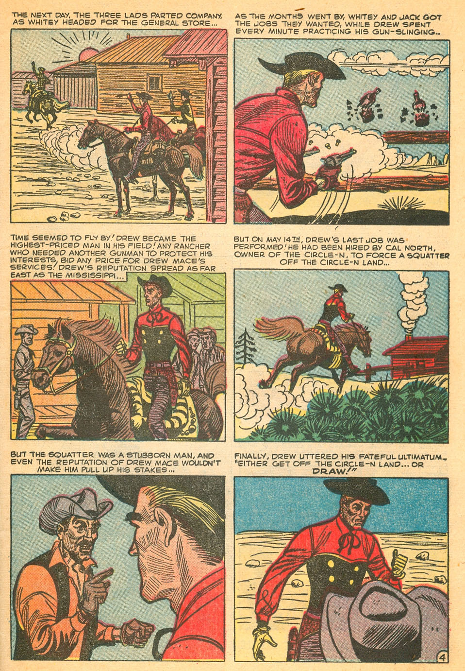 The Rawhide Kid (1955) issue 3 - Page 23