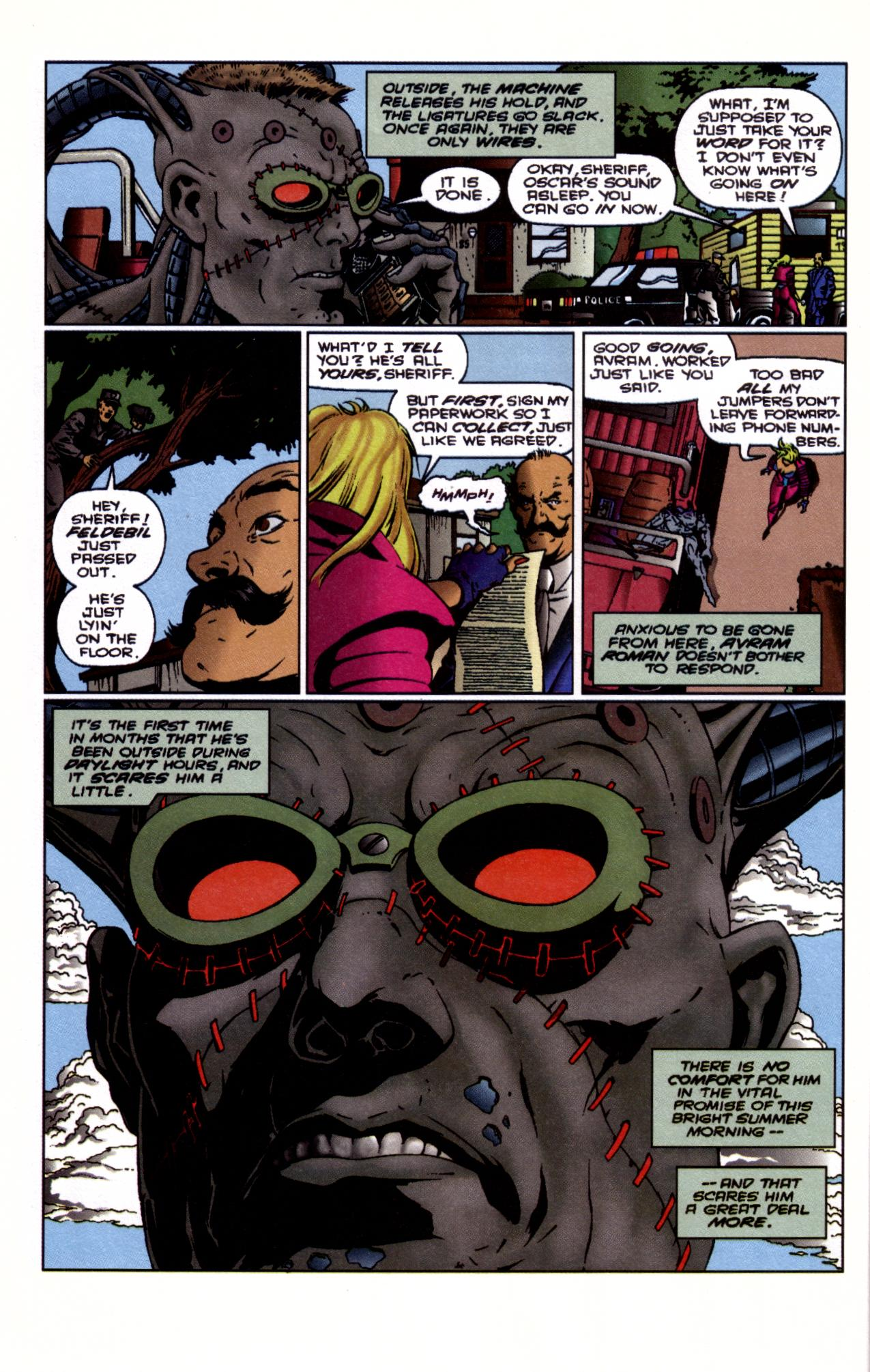 Barb Wire (1994) issue 4 - Page 5