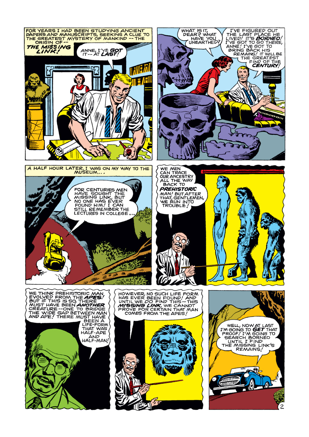 Tales to Astonish (1959) issue 12 - Page 3