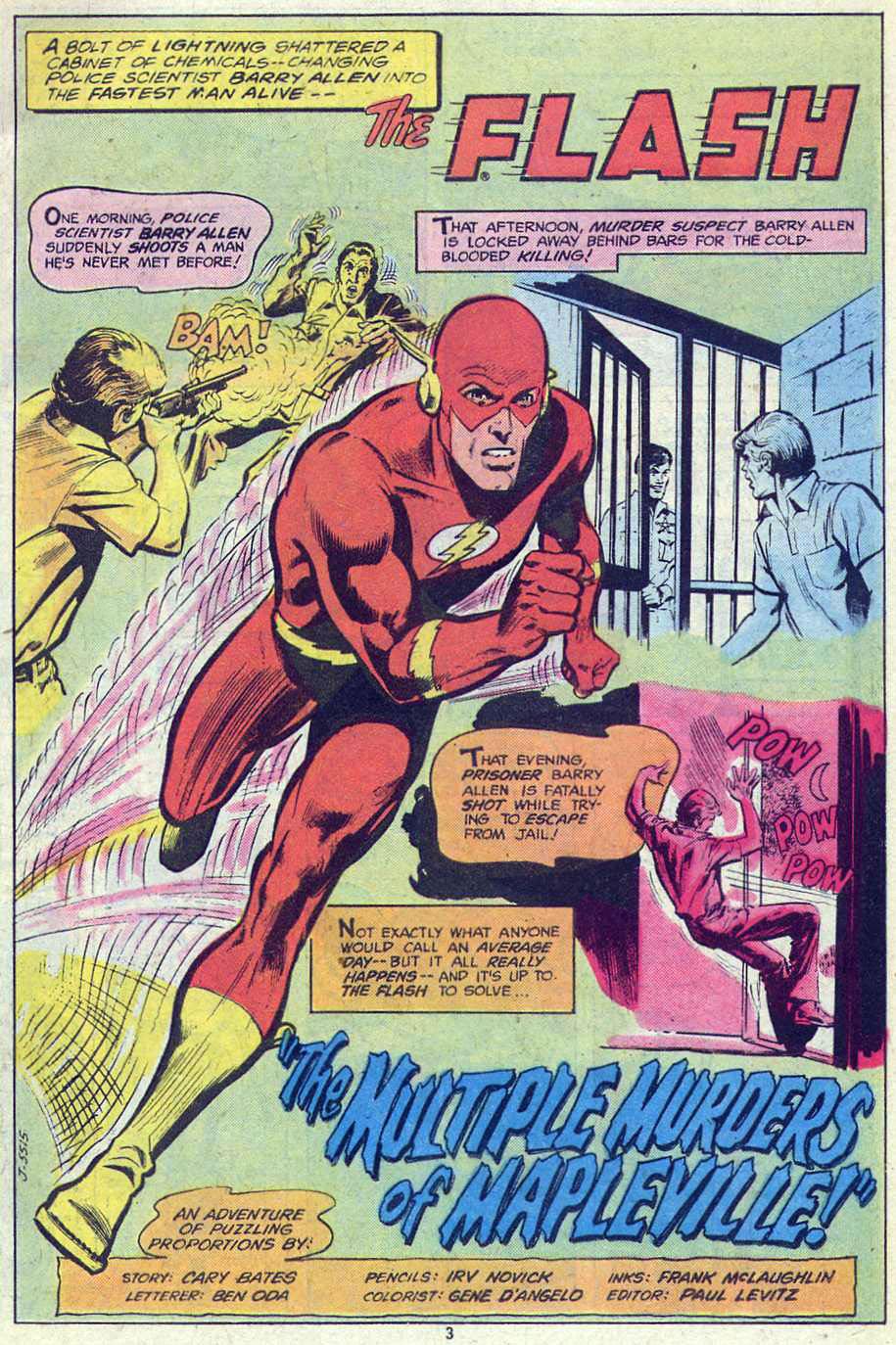 Read online Adventure Comics (1938) comic -  Issue #461 - 3