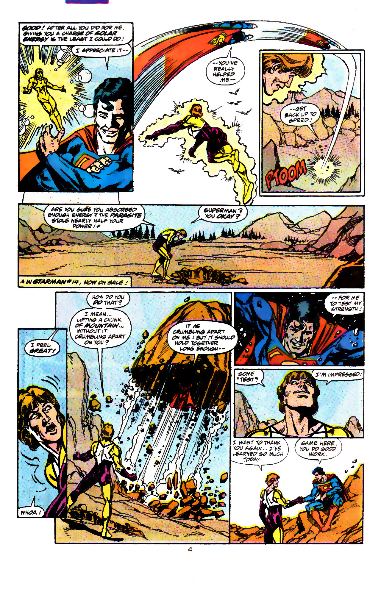Read online Action Comics (1938) comic -  Issue #645 - 5