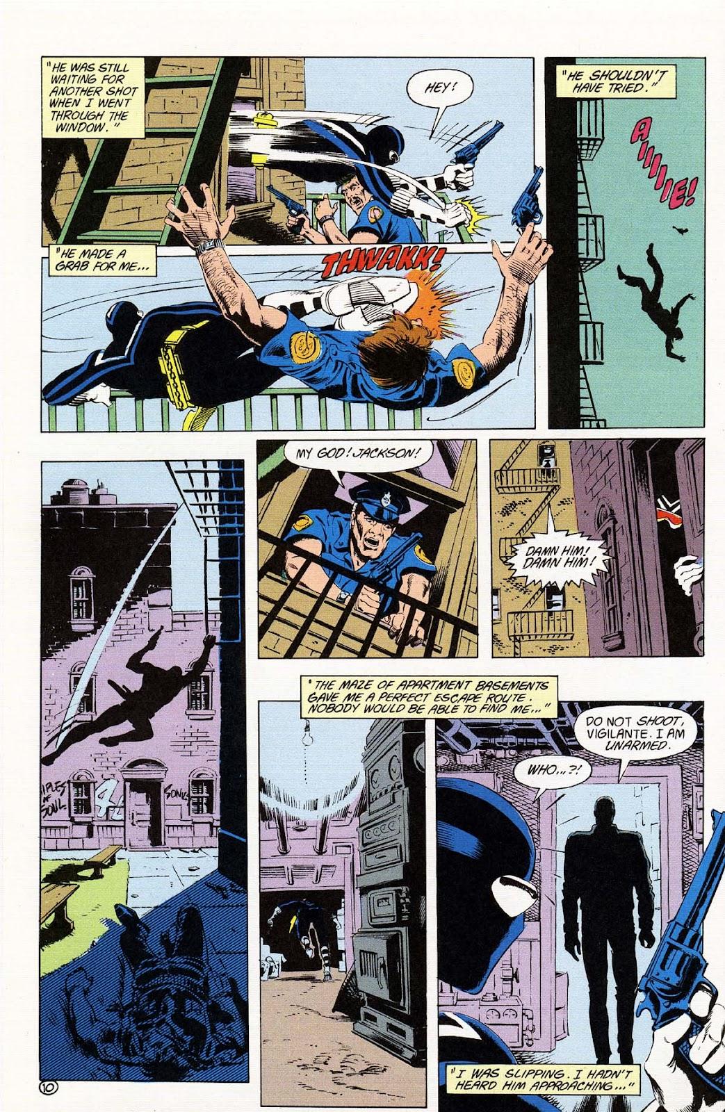 Vigilante (1983) issue 37 - Page 12