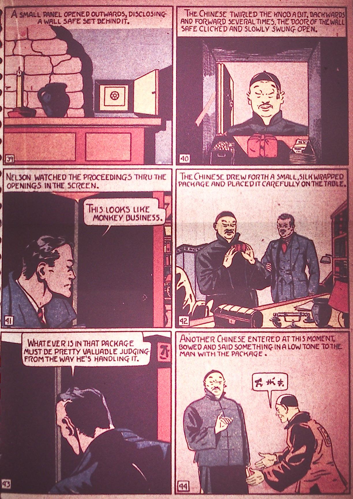 Detective Comics (1937) 4 Page 28