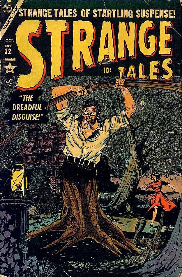 Strange Tales (1951) 32 Page 1