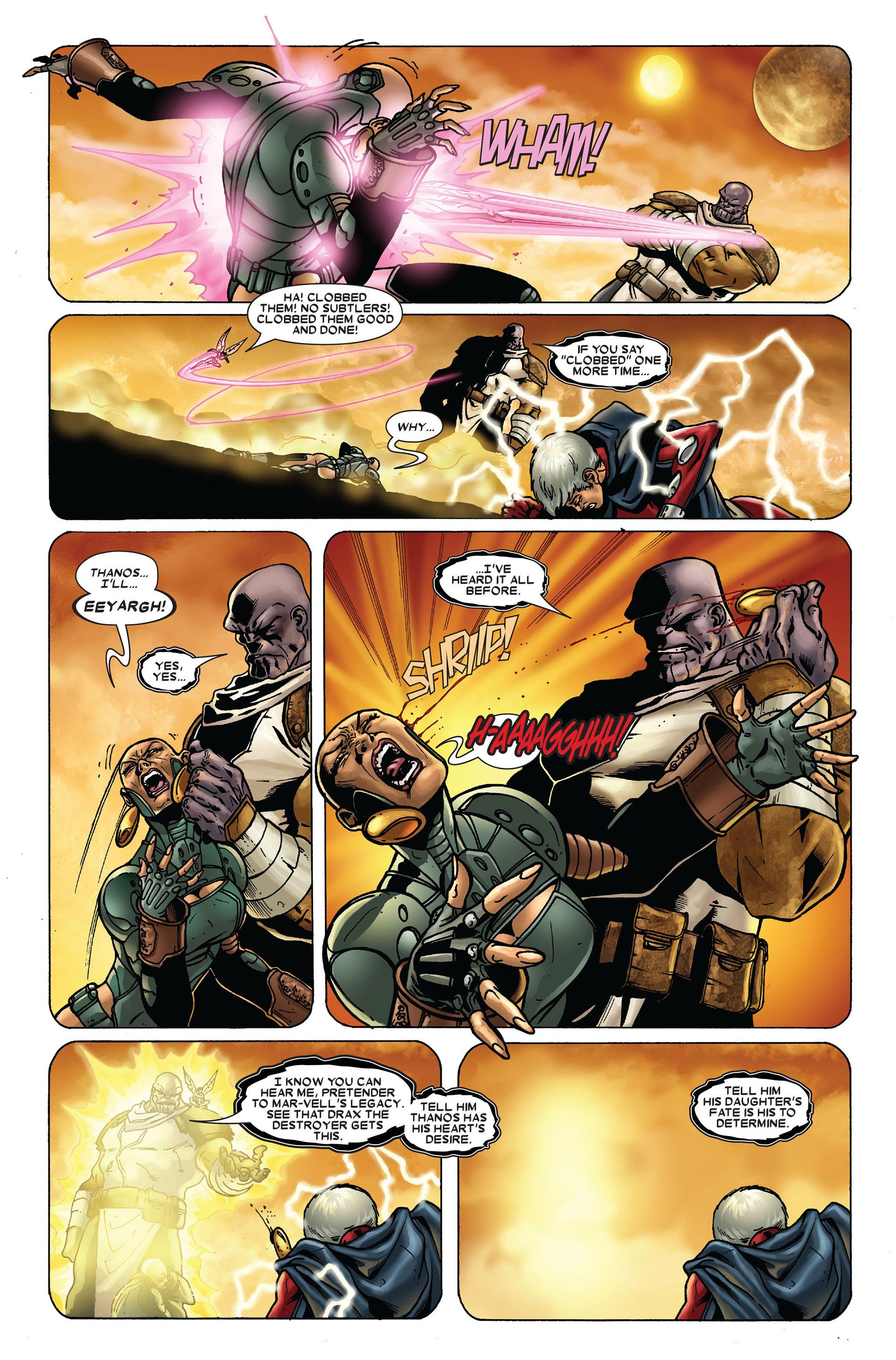 Read online Annihilation comic -  Issue #2 - 6