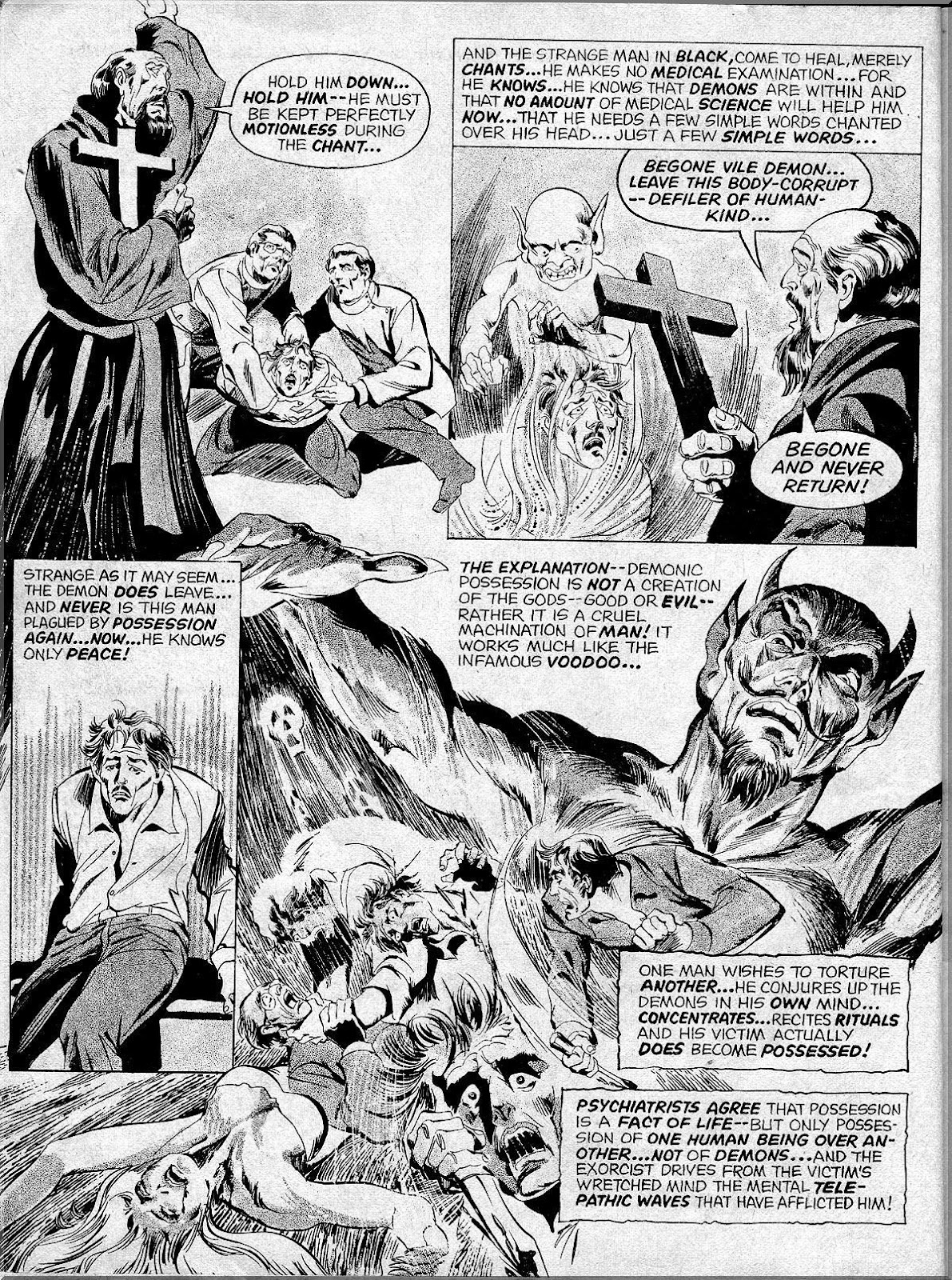 Nightmare (1970) issue 10 - Page 40