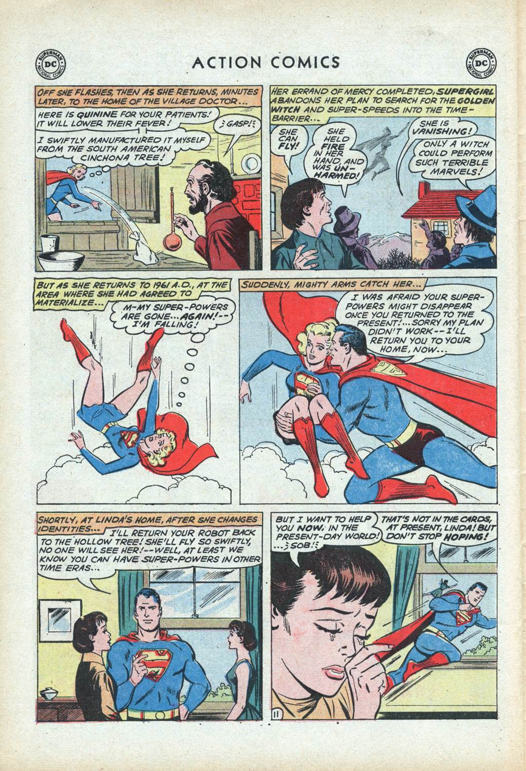Read online Action Comics (1938) comic -  Issue #281 - 30