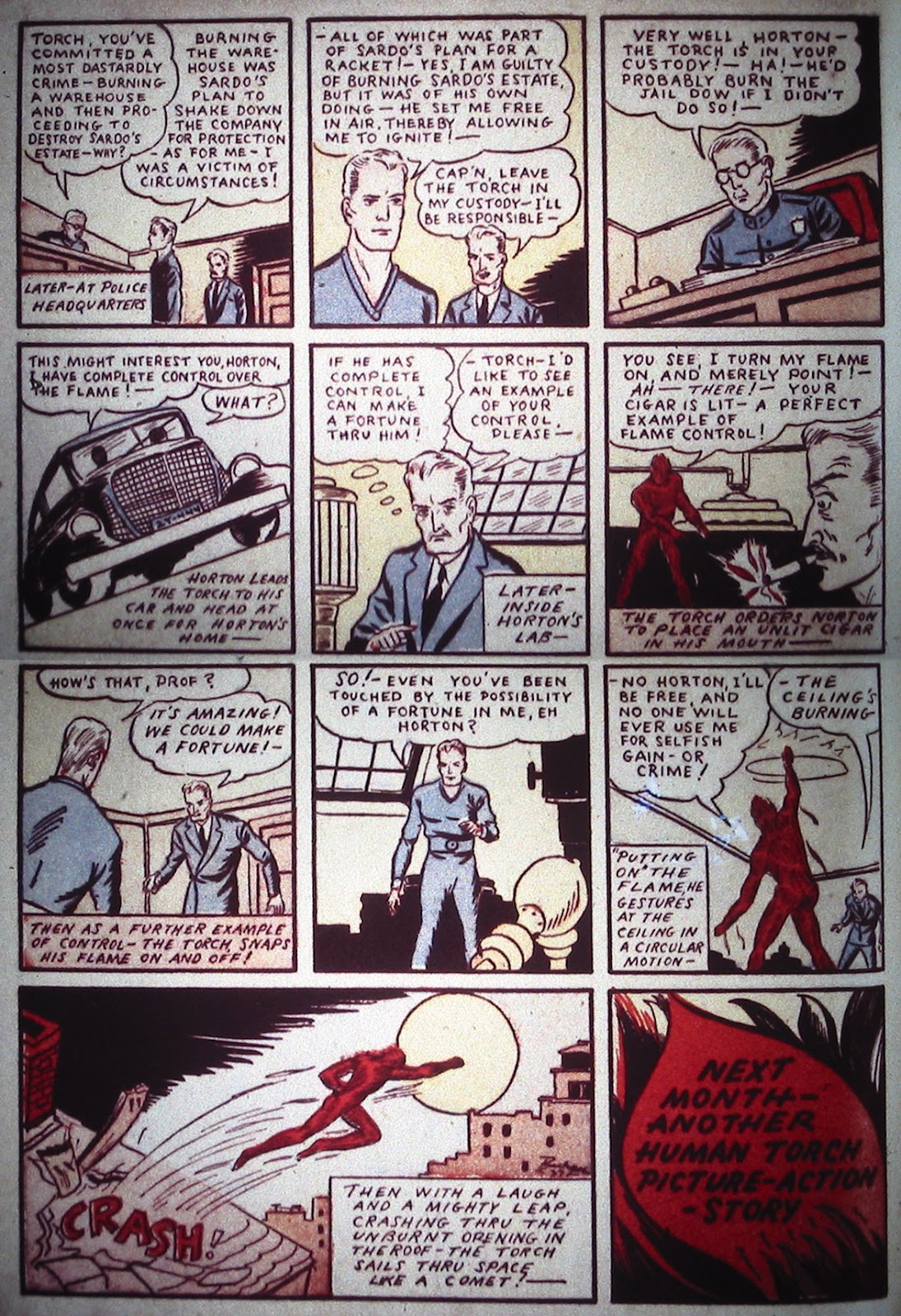 Marvel Comics (1939) issue Full - Page 18