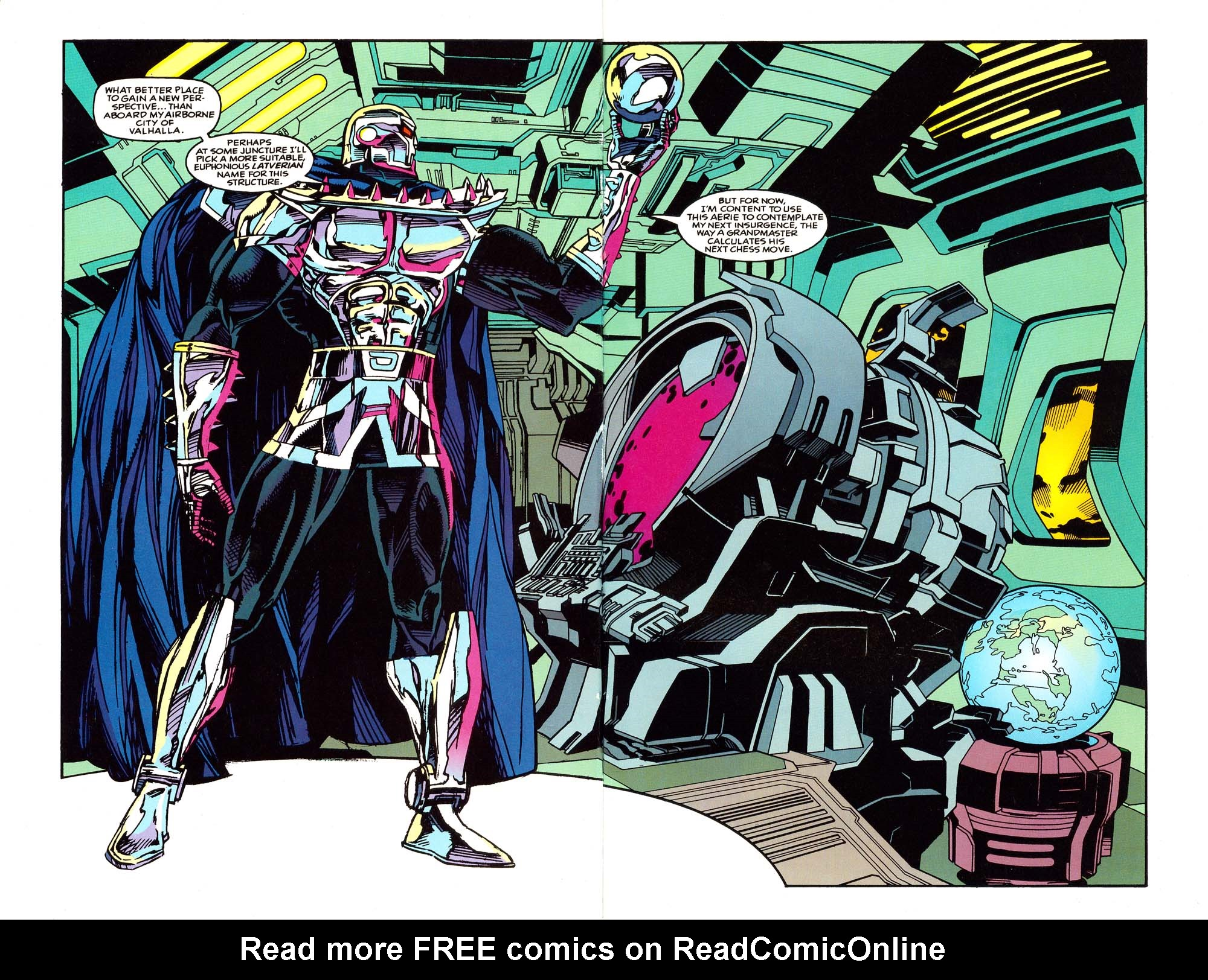 Read online 2099 Unlimited comic -  Issue #7 - 3