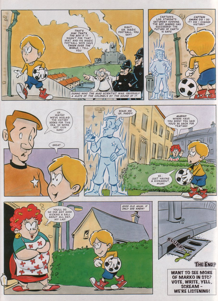 Read online Sonic the Comic comic -  Issue #46 - 29