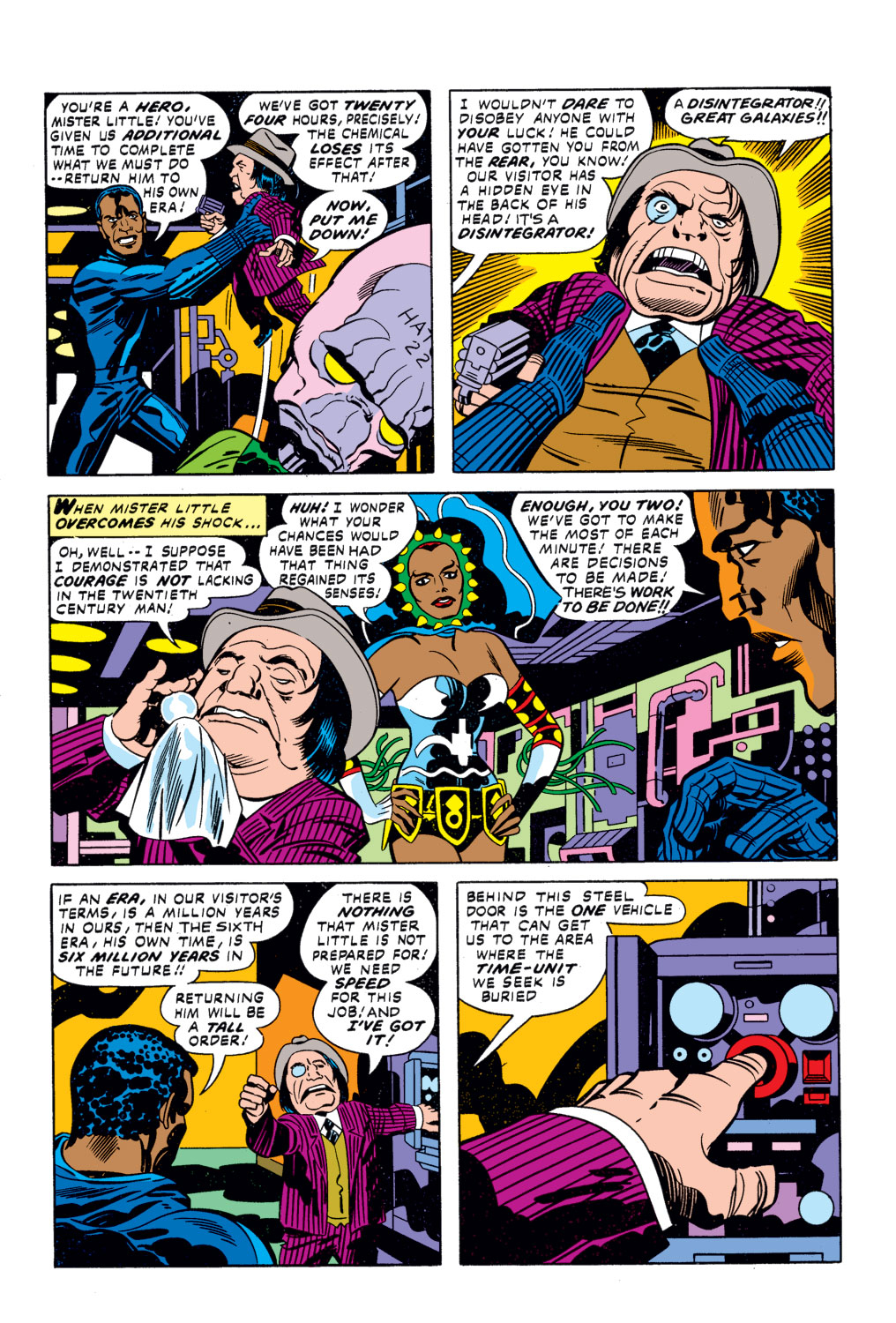 Black Panther (1977) issue 2 - Page 16
