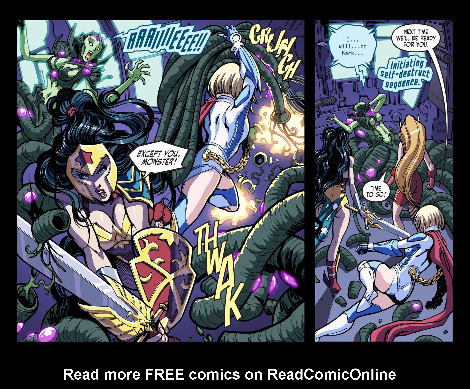 Read online Ame-Comi Girls comic -  Issue #5 - 7