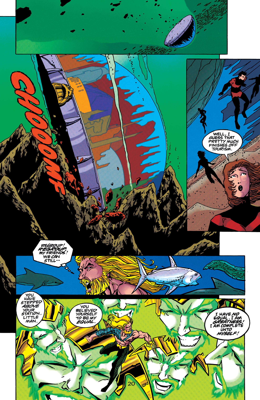 Read online Aquaman (1994) comic -  Issue #45 - 20
