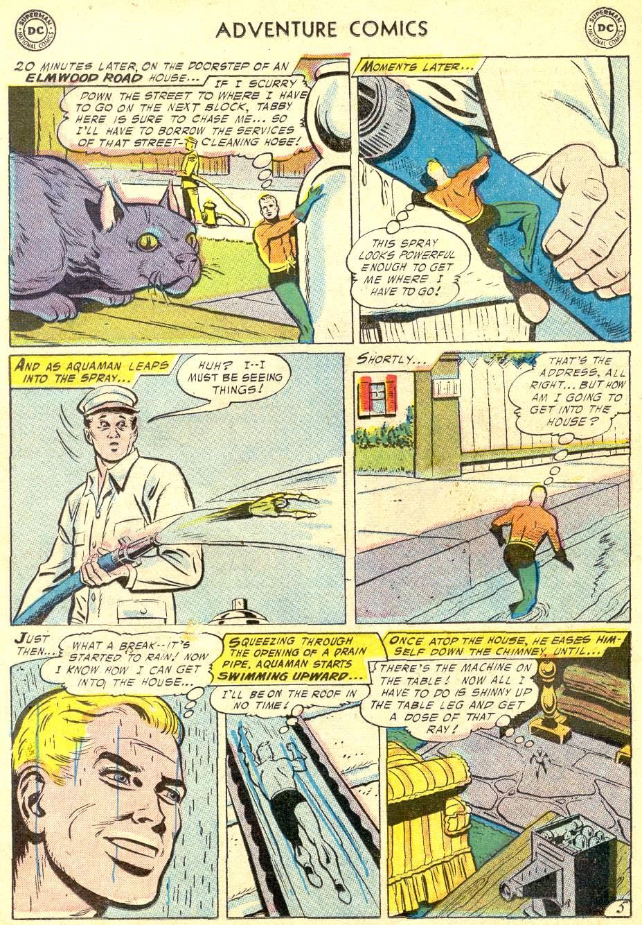 Read online Adventure Comics (1938) comic -  Issue #230 - 20