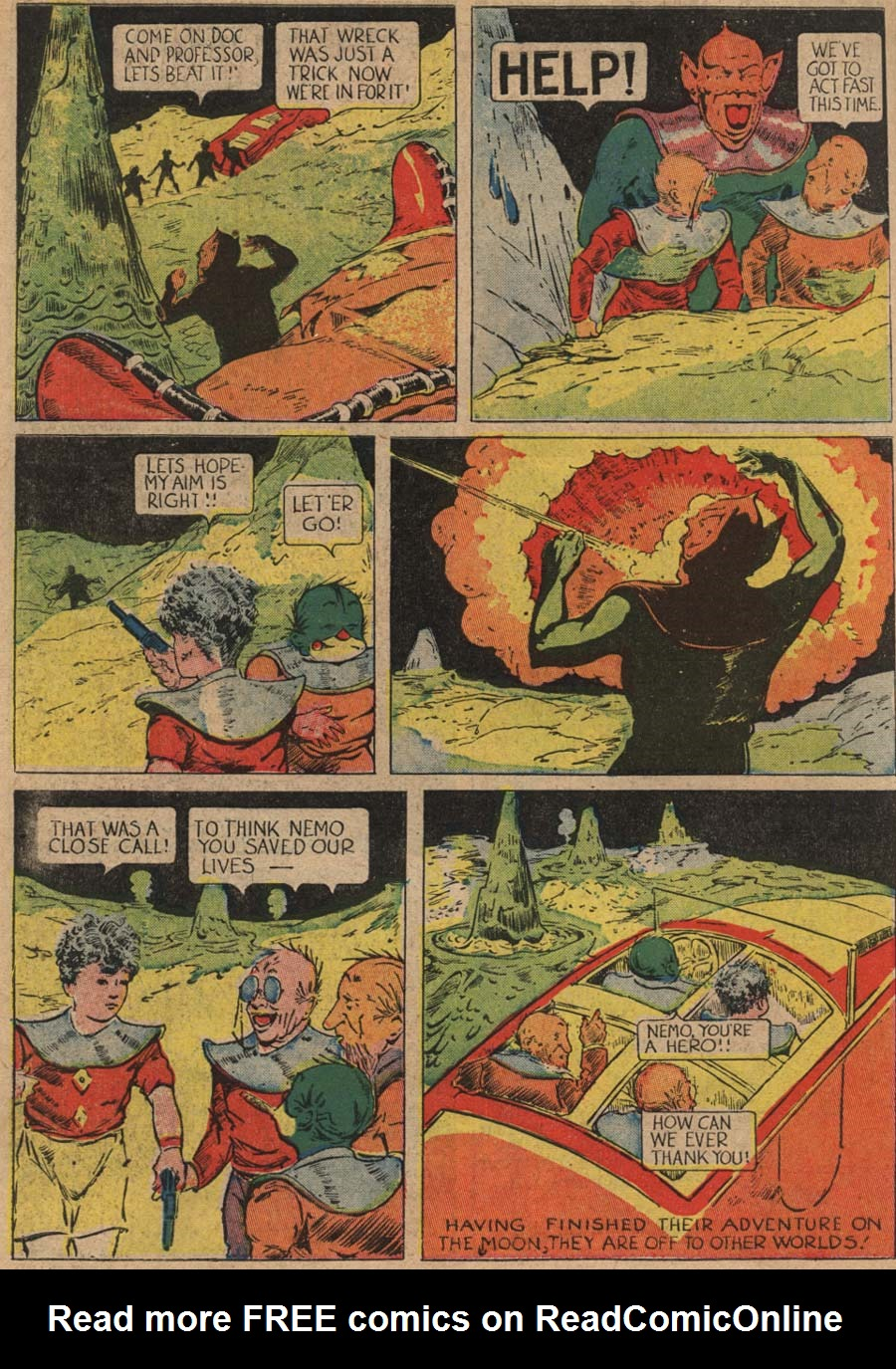 Blue Ribbon Comics (1939) issue 1 - Page 58