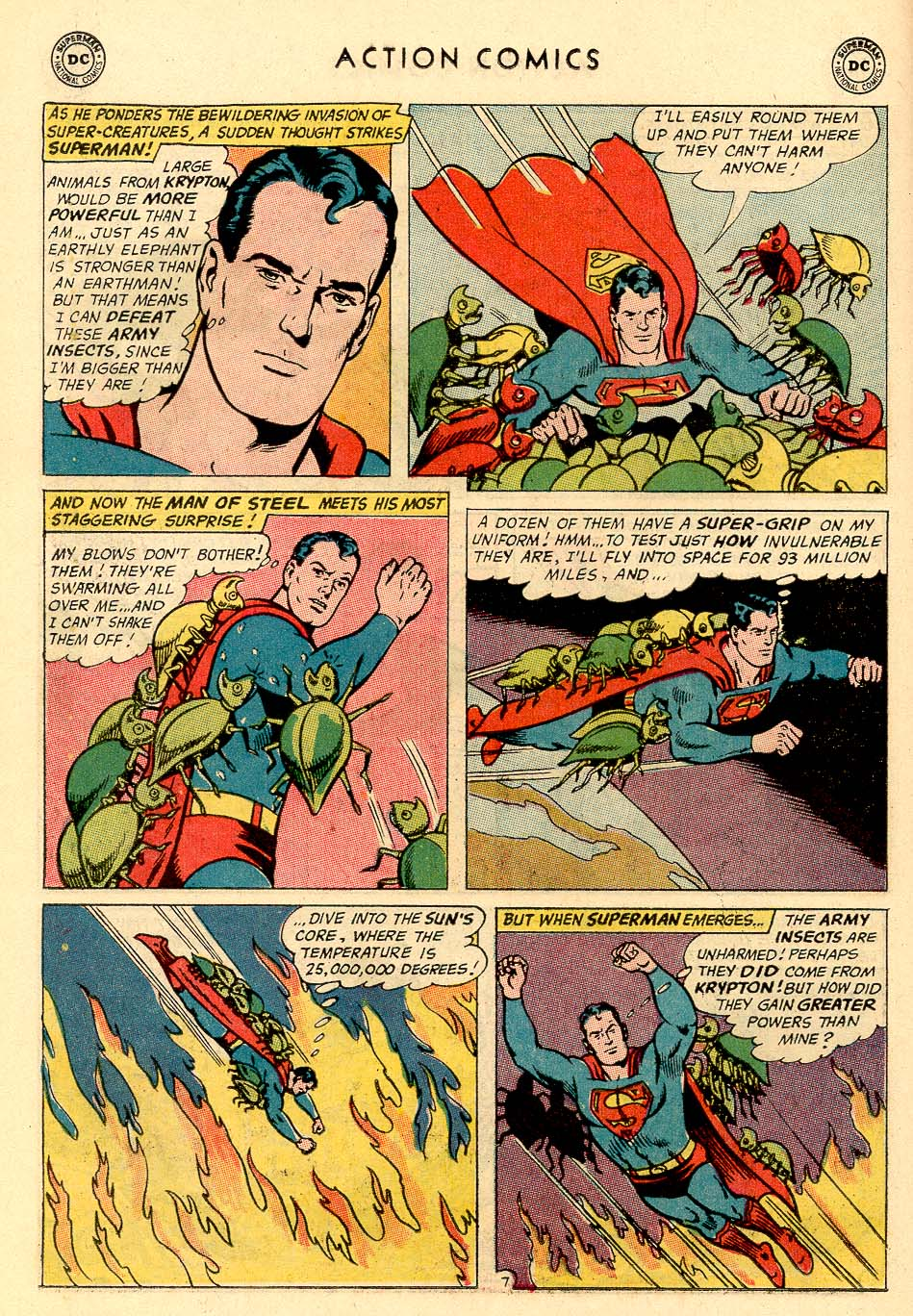 Read online Action Comics (1938) comic -  Issue #326 - 10