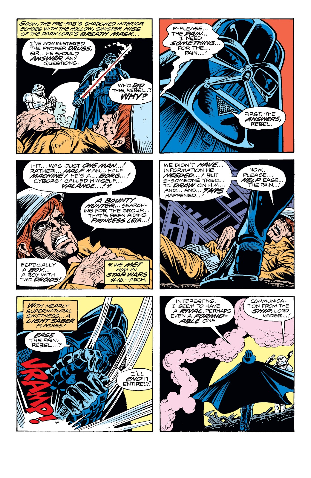 Read online Star Wars Legends: The Original Marvel Years - Epic Collection comic -  Issue # TPB 1 (Part 4) - 79