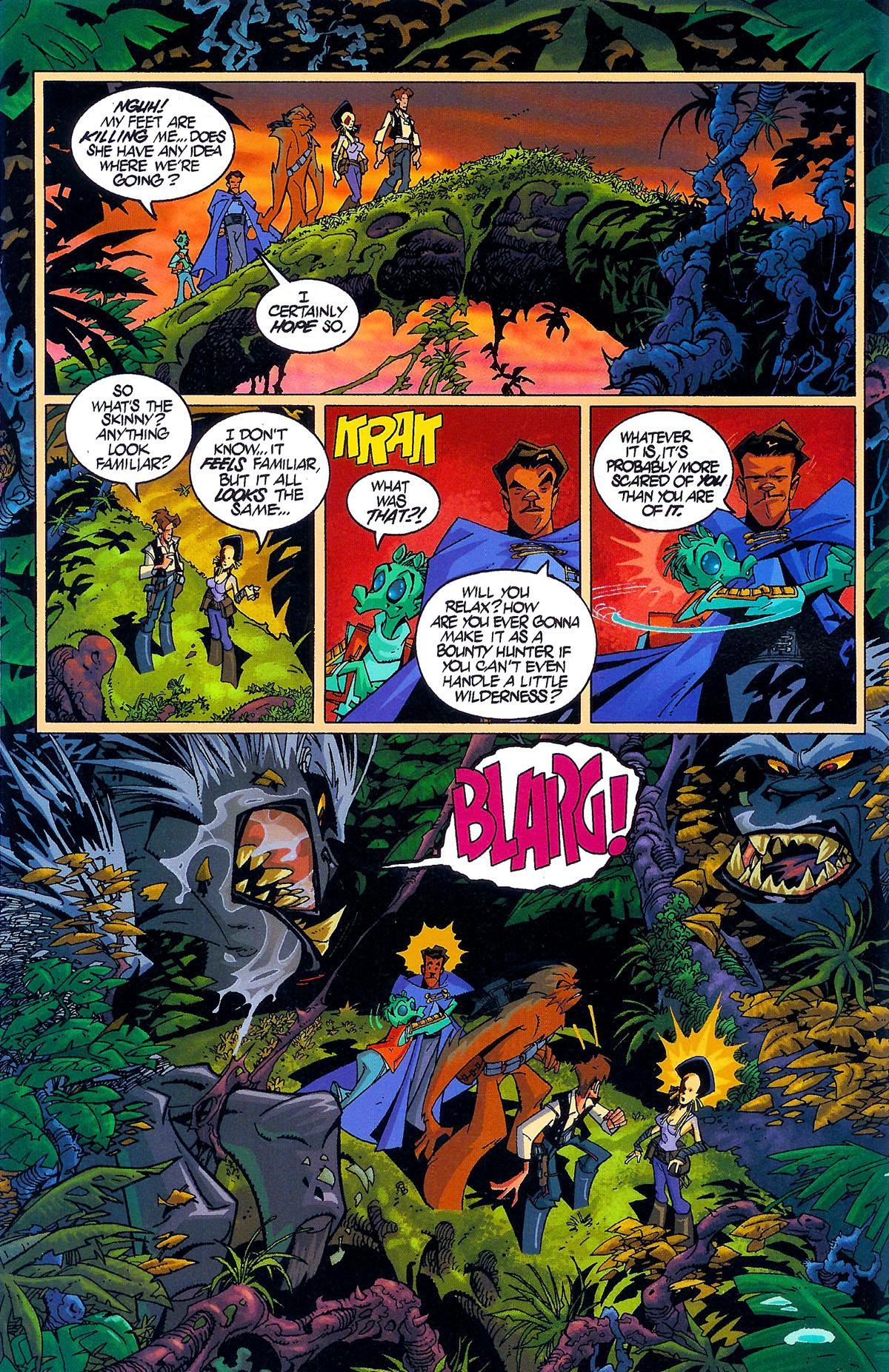 Read online Star Wars Omnibus comic -  Issue # Vol. 12 - 171
