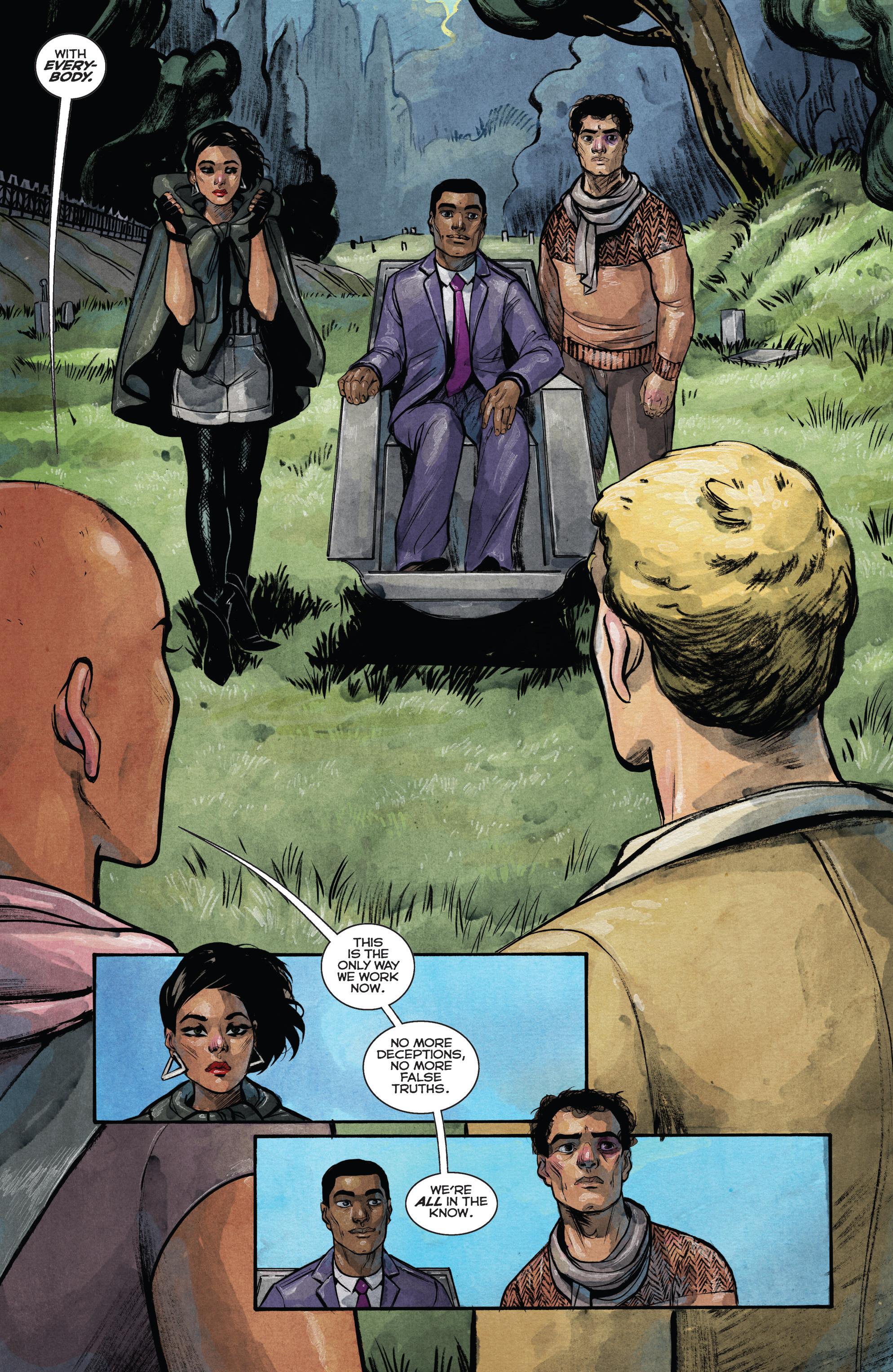 Read online Shutter comic -  Issue #23 - 15