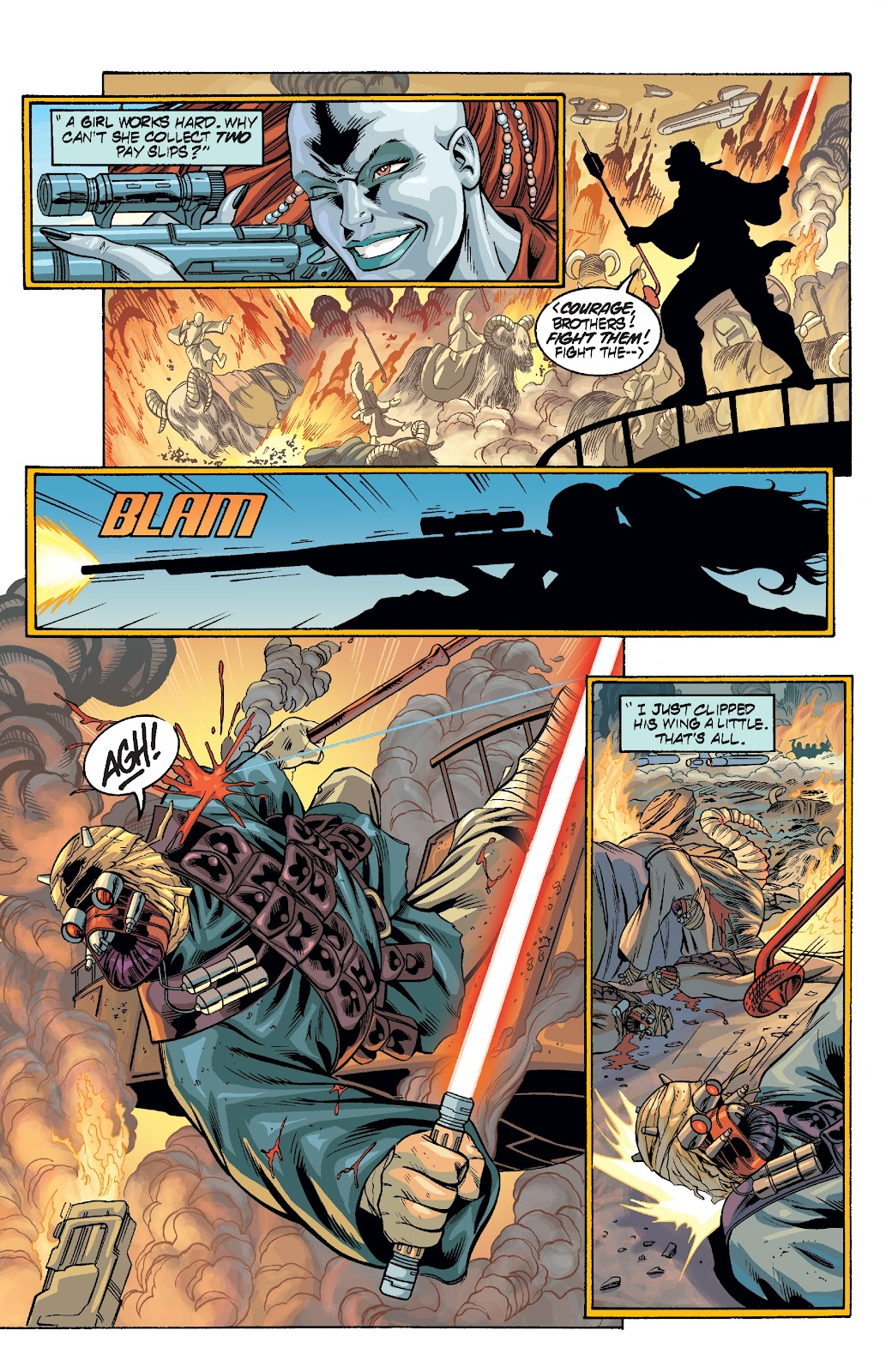 Read online Star Wars Legends Epic Collection: The Menace Revealed comic -  Issue # TPB (Part 3) - 24