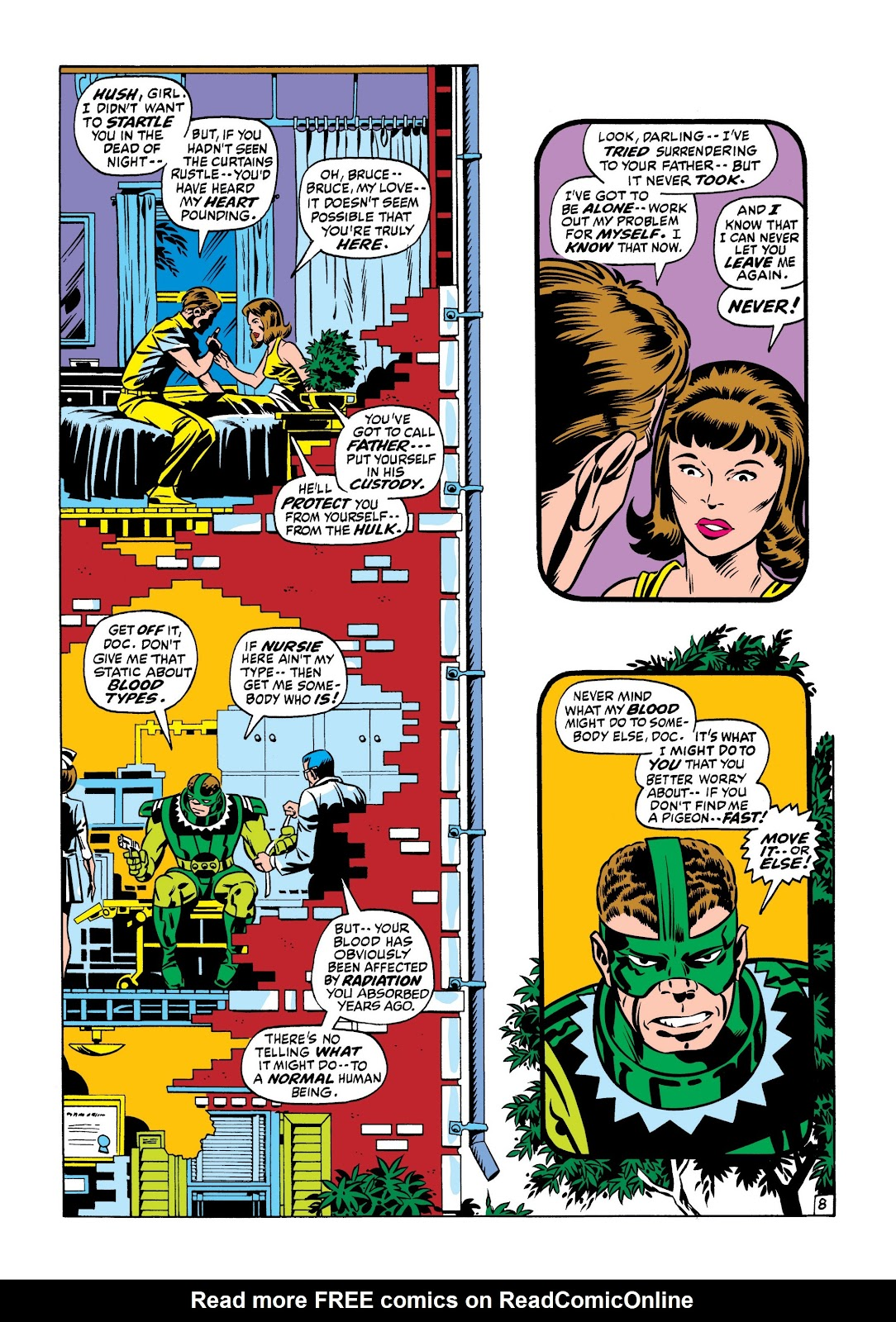 Read online Marvel Masterworks: The Incredible Hulk comic -  Issue # TPB 7 (Part 1) - 75