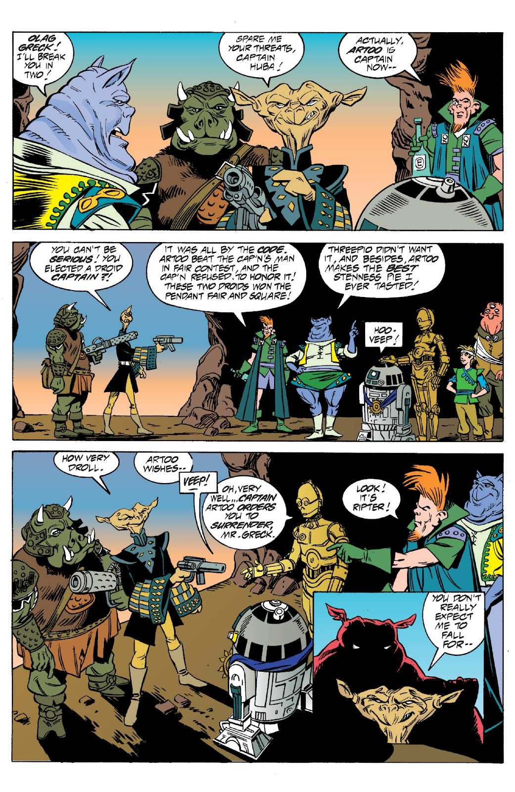 Read online Star Wars Legends Epic Collection: The Empire comic -  Issue # TPB 5 (Part 1) - 78