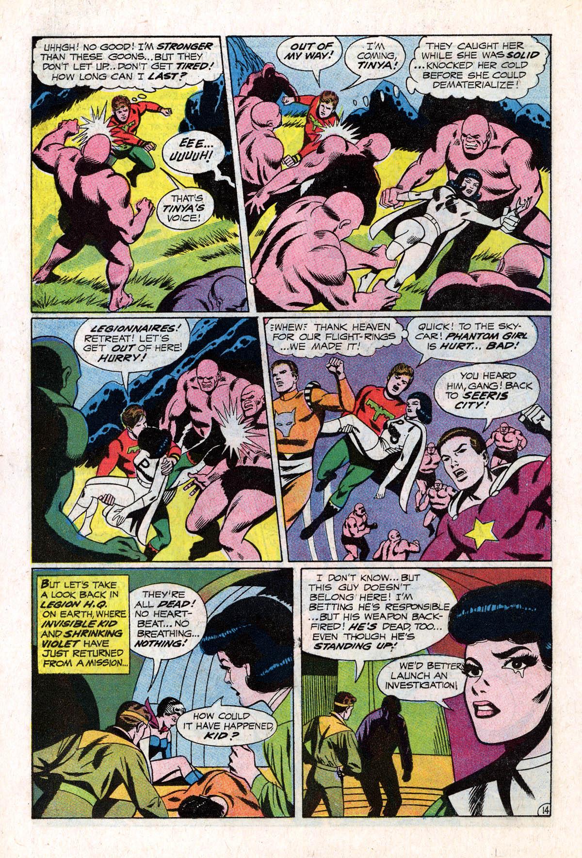 Read online Adventure Comics (1938) comic -  Issue #379 - 18