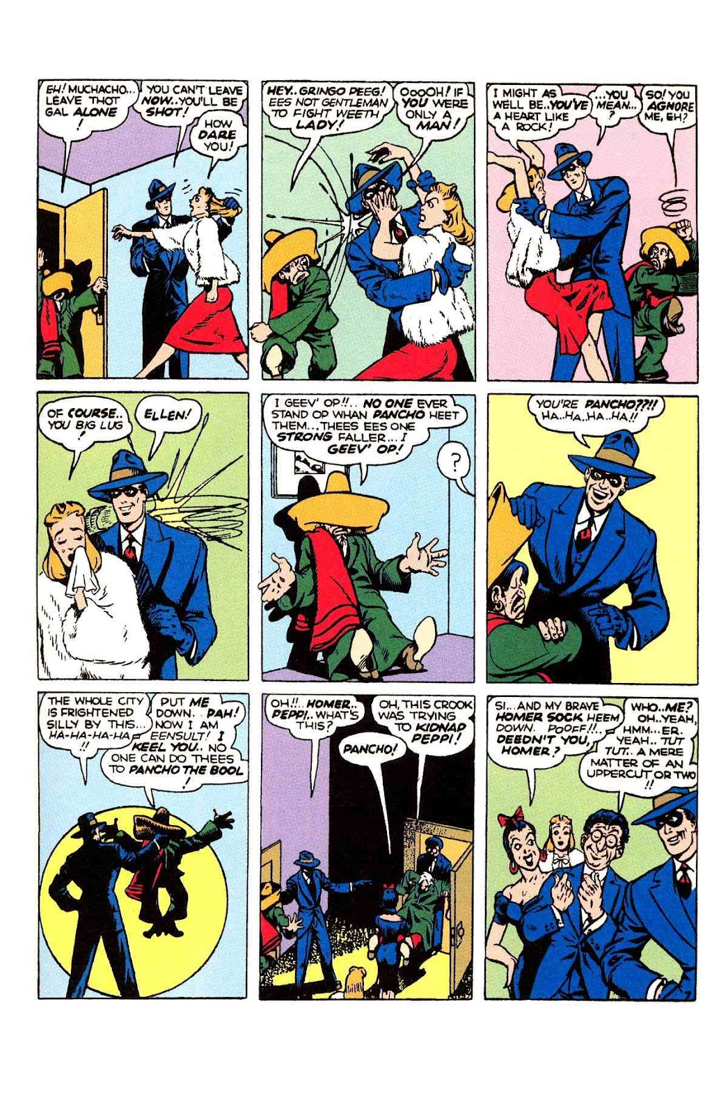 Read online Will Eisner's The Spirit Archives comic -  Issue # TPB 2 (Part 1) - 23