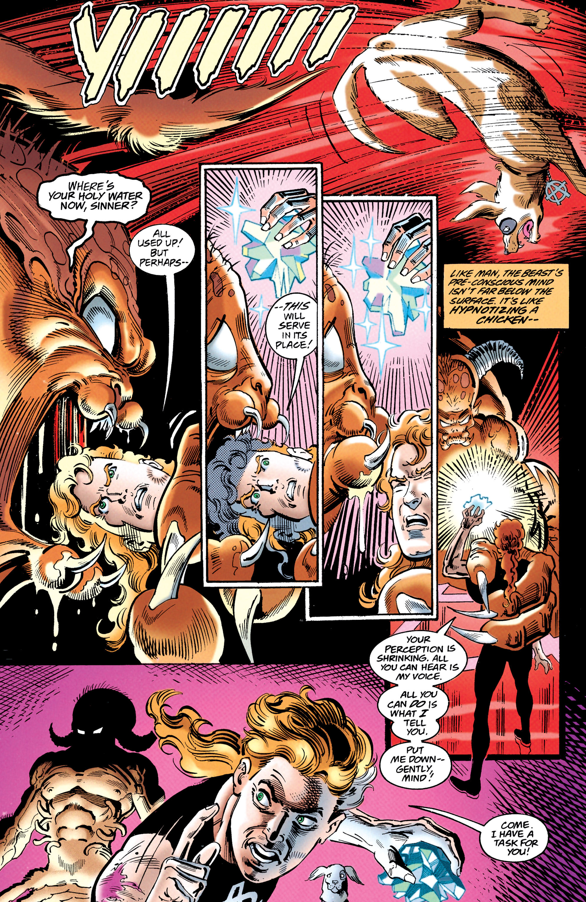 Read online Anarky (1997) comic -  Issue #1 - 20