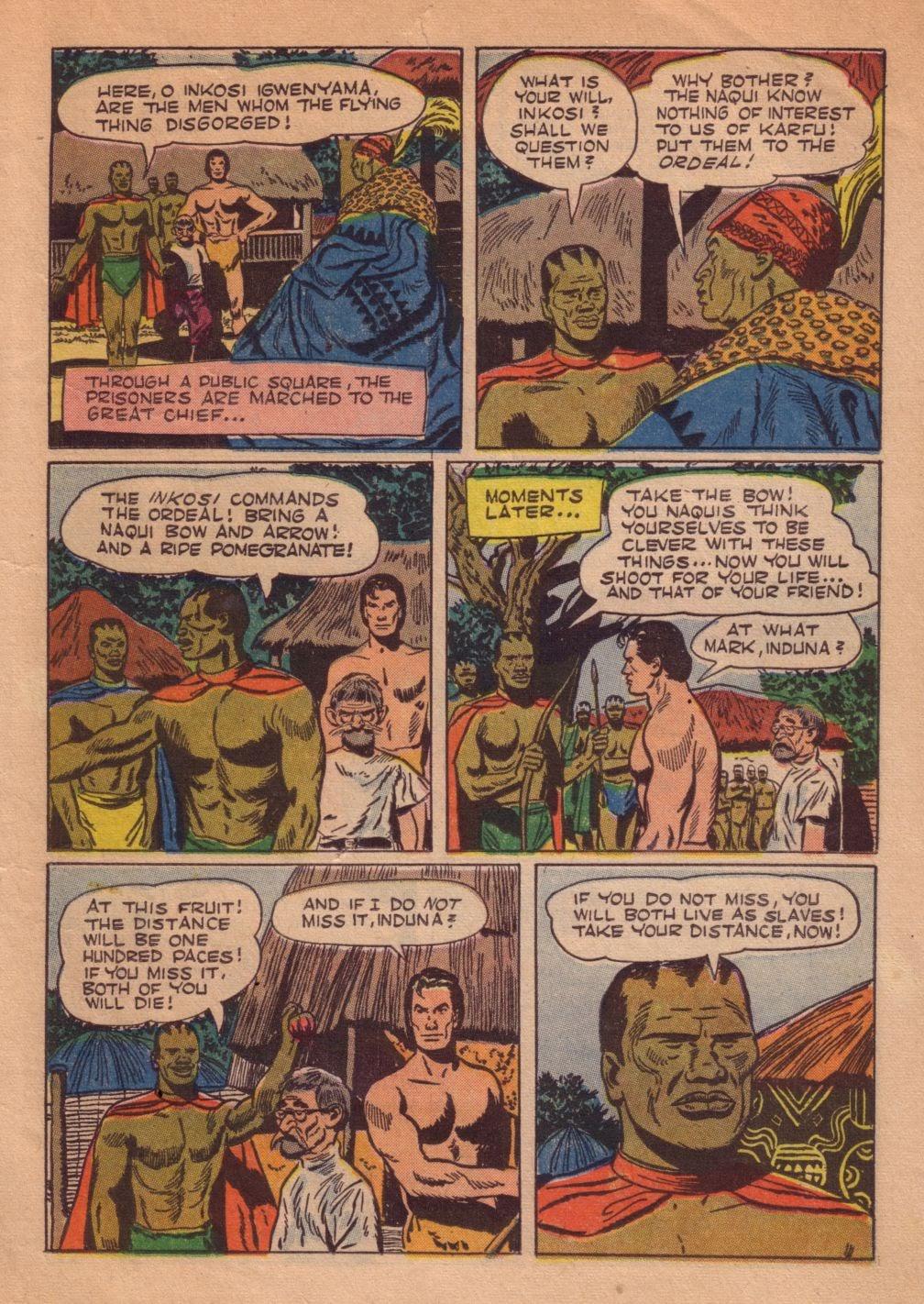Tarzan (1948) issue 55 - Page 7