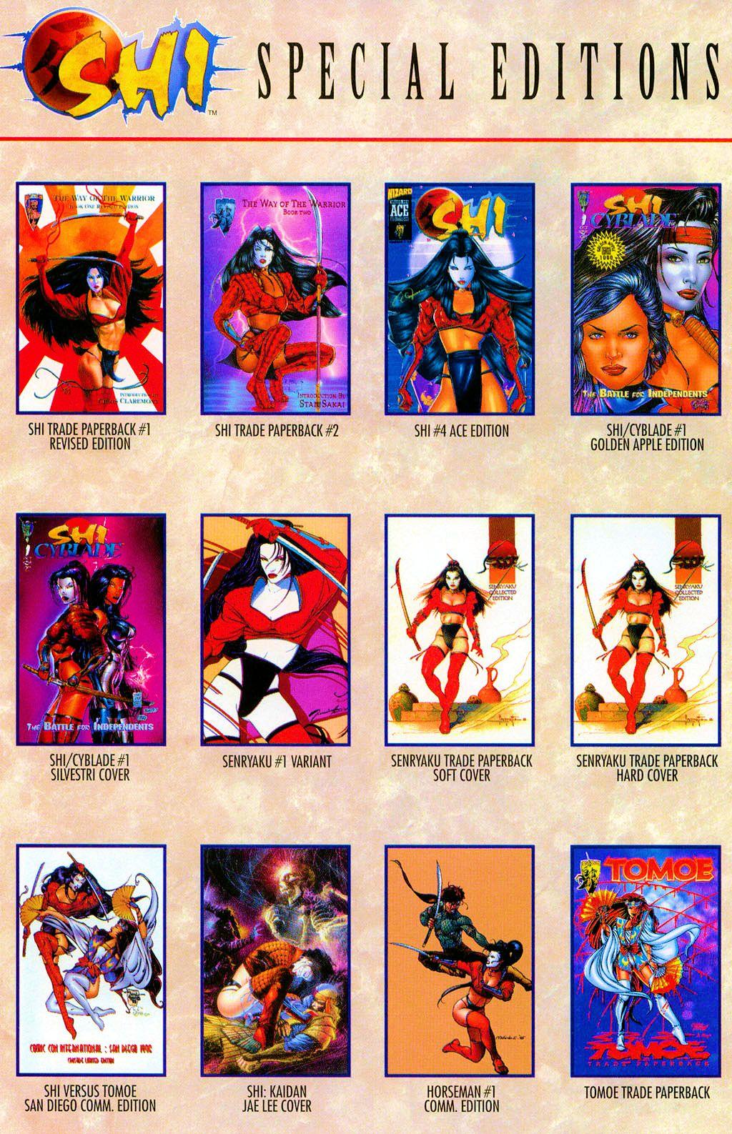Read online Shi: Rekishi comic -  Issue #2 - 26