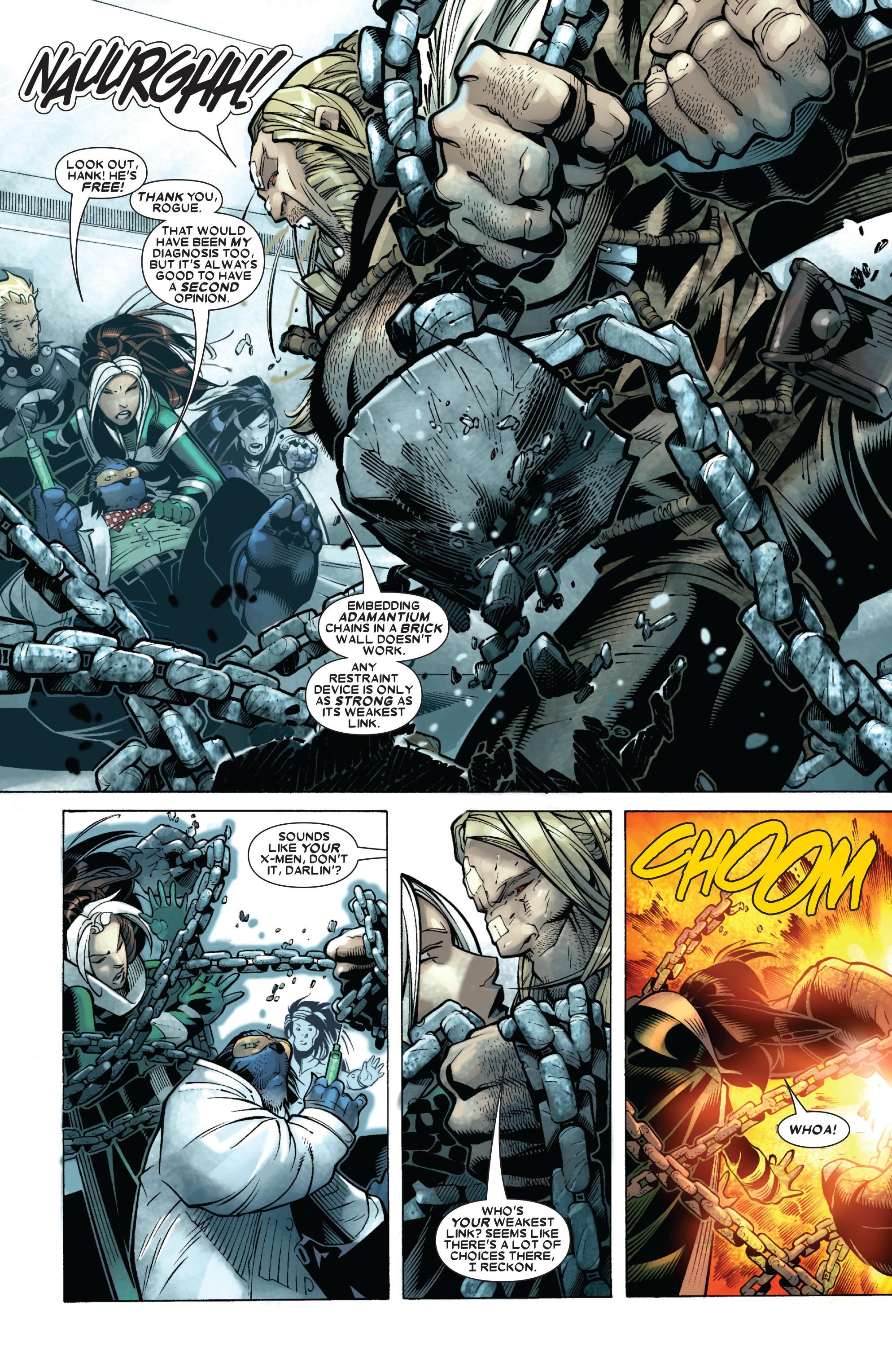 X-Men (1991) 192 Page 2