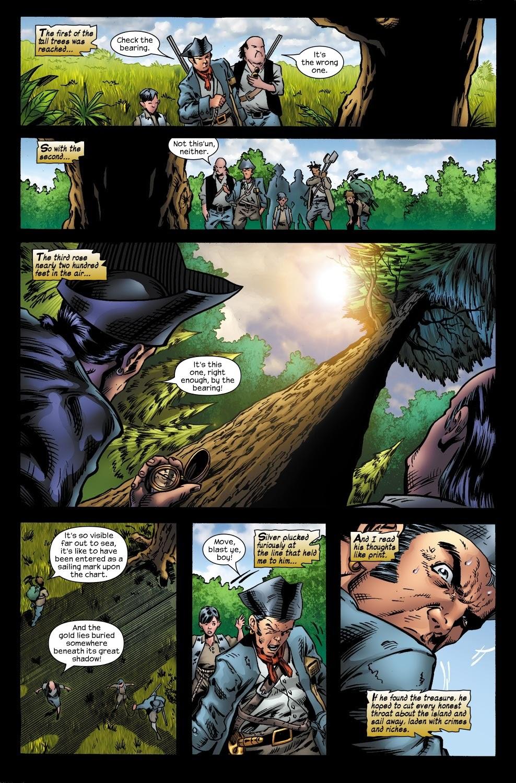 Read online Treasure Island comic -  Issue #6 - 6