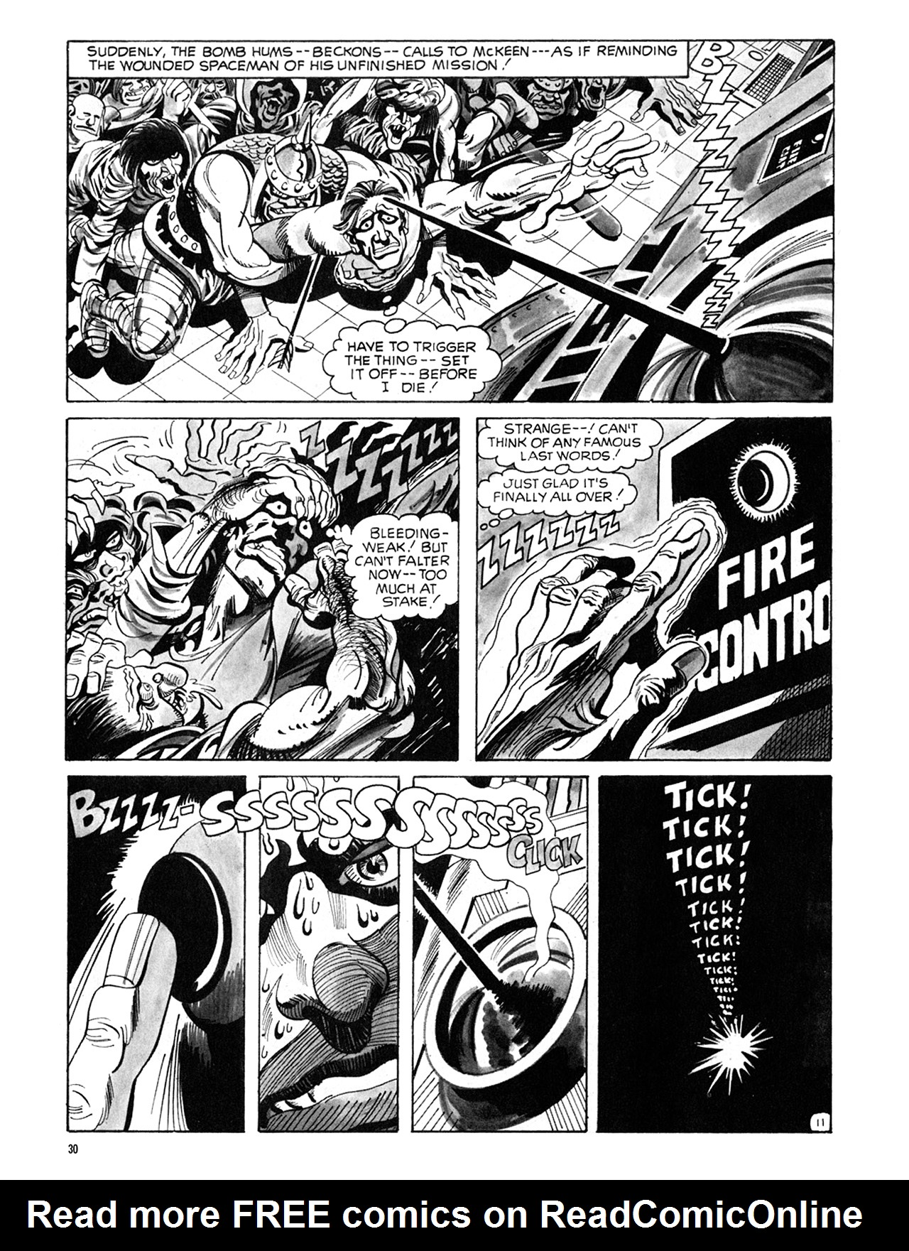 Read online Eerie Archives comic -  Issue # TPB 9 - 31