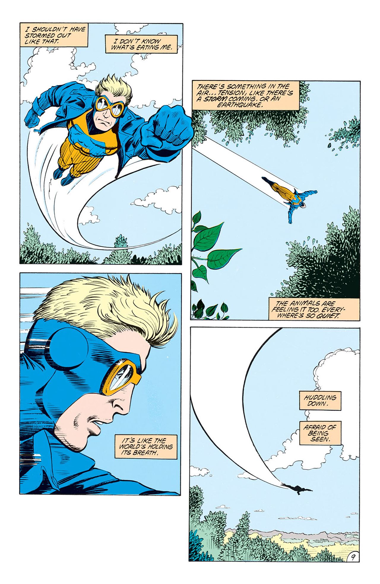 Read online Animal Man (1988) comic -  Issue #5 - 11