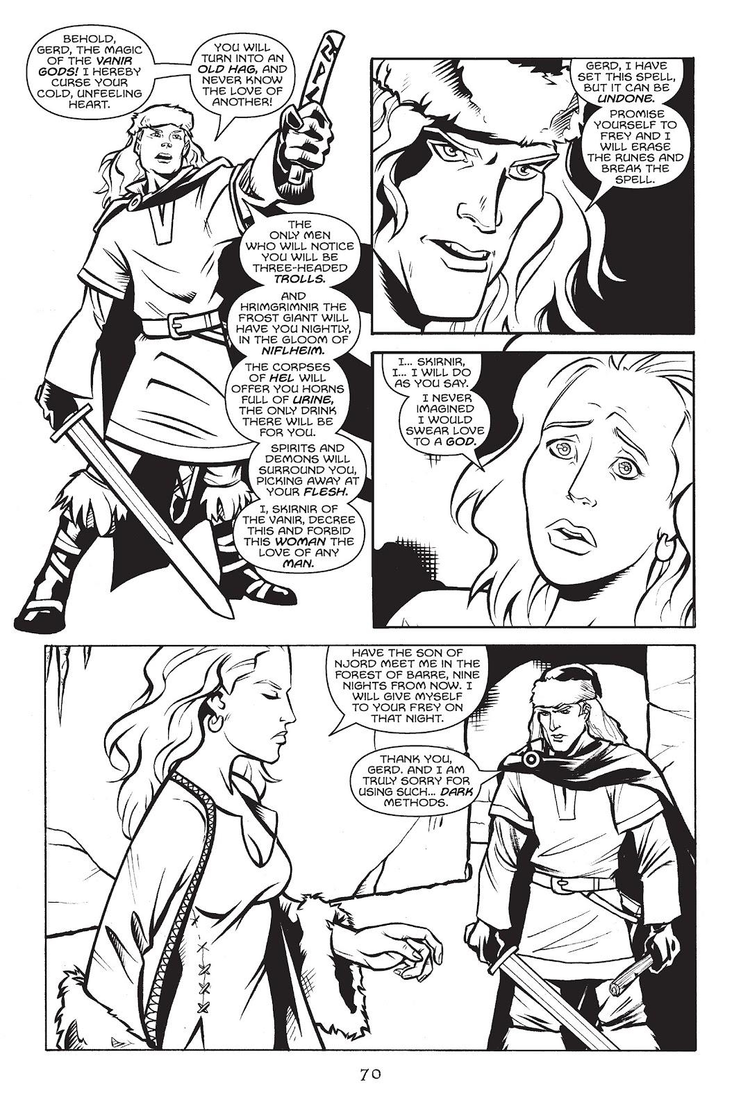 Read online Gods of Asgard comic -  Issue # TPB (Part 1) - 71