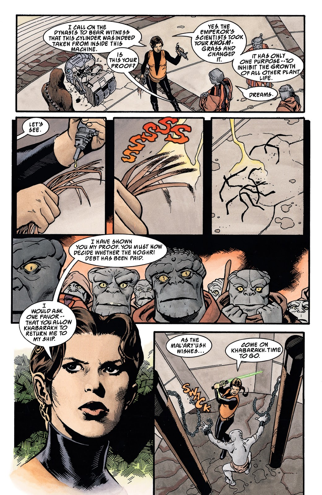 Read online Star Wars Legends: The New Republic - Epic Collection comic -  Issue # TPB 4 (Part 3) - 69