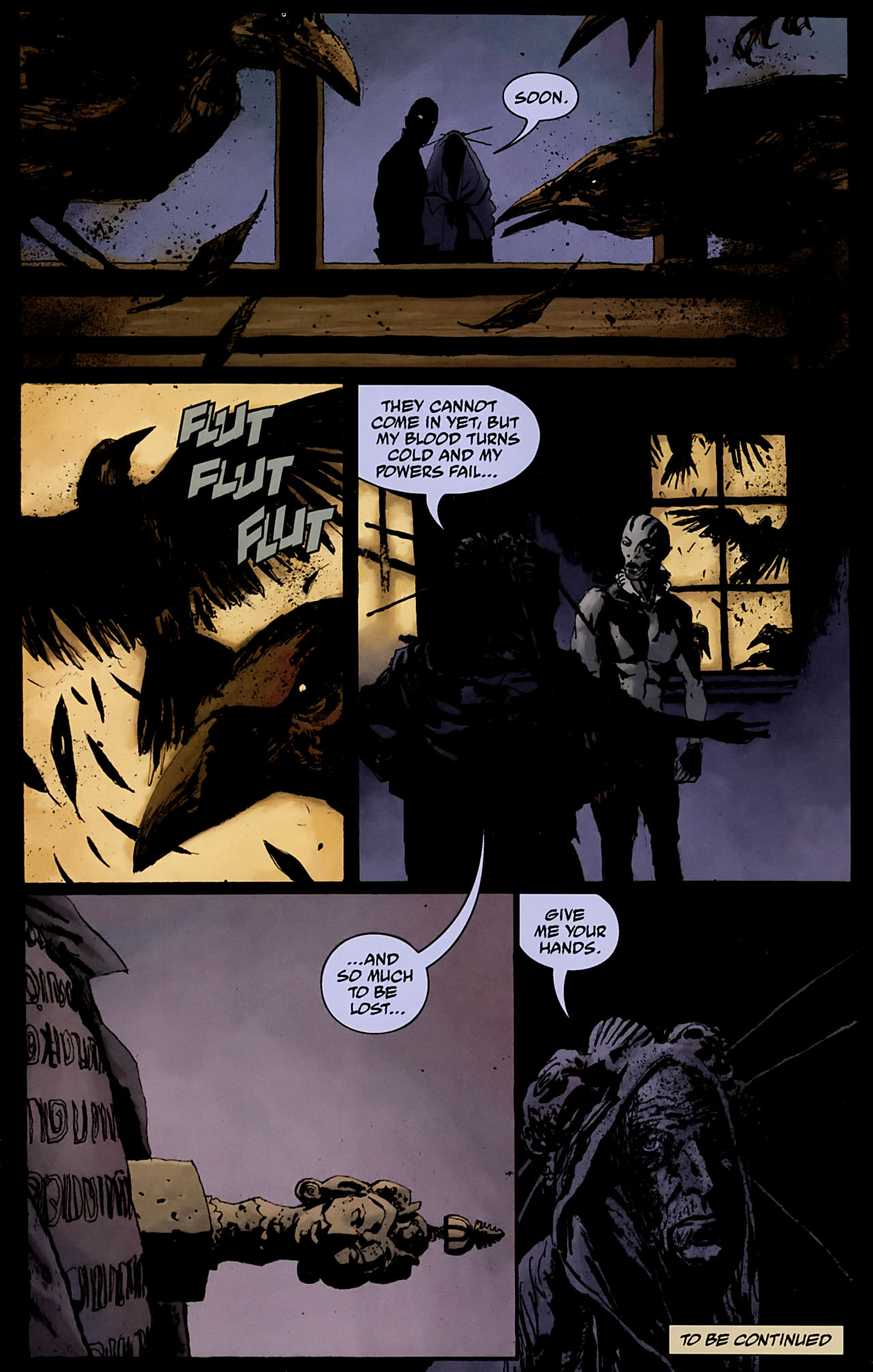 Read online Abe Sapien: The Drowning comic -  Issue #3 - 26