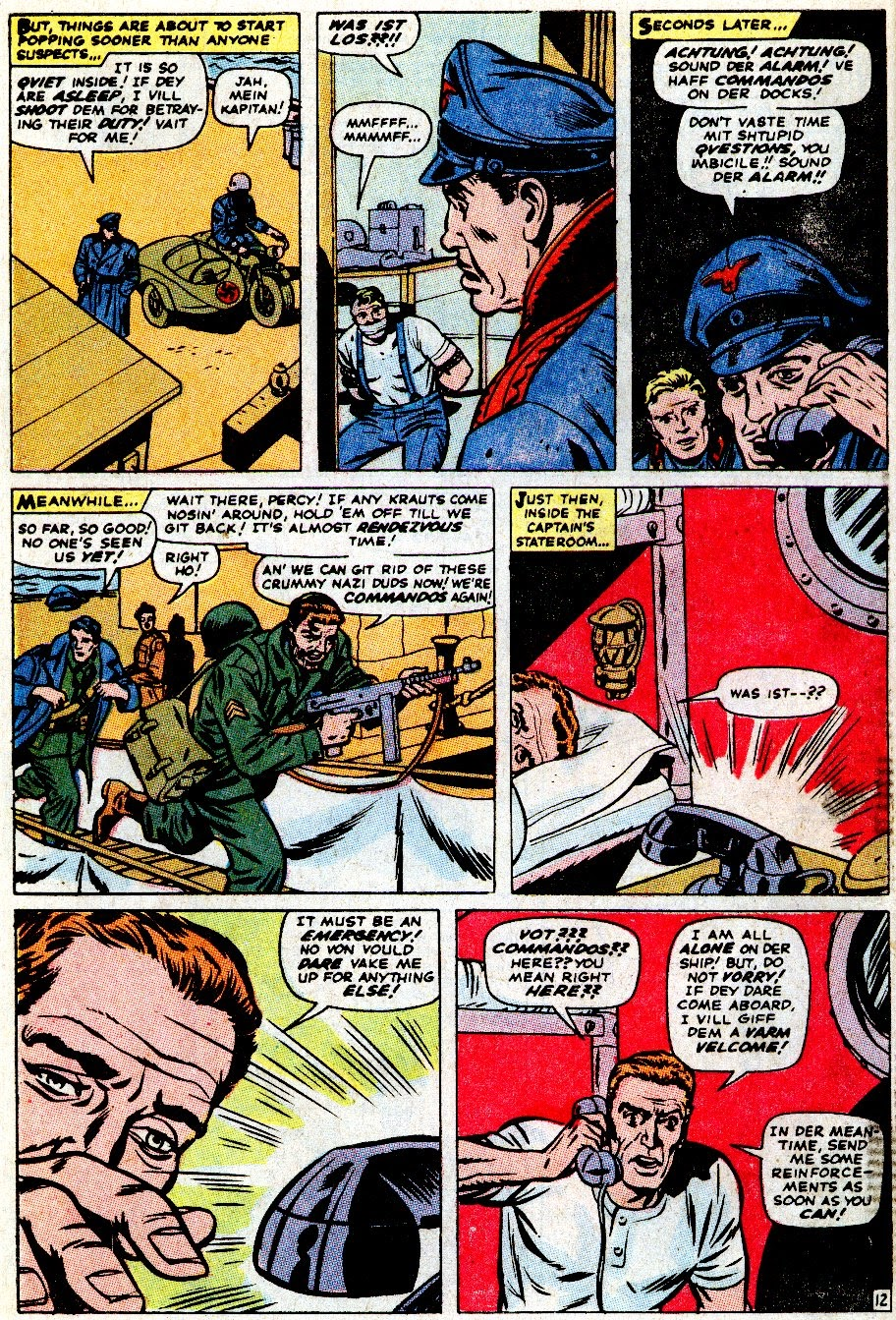 Sgt. Fury issue _Special_6 - Page 26