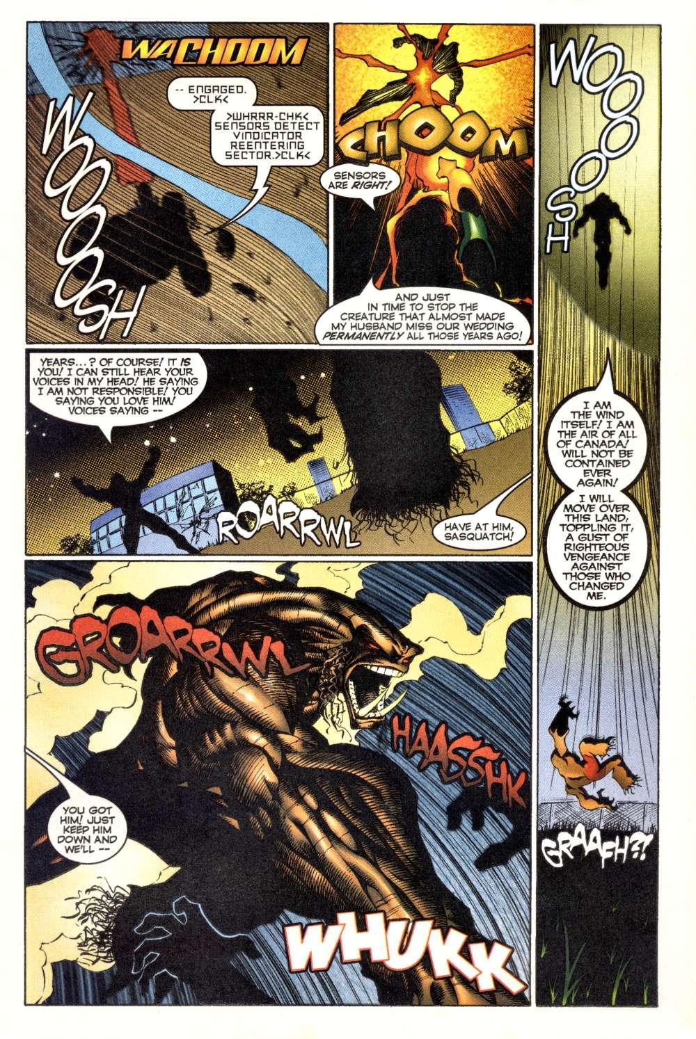 Read online Alpha Flight (1997) comic -  Issue #3 - 19