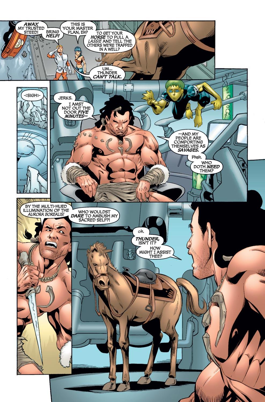 Read online Alpha Flight (2004) comic -  Issue #8 - 7