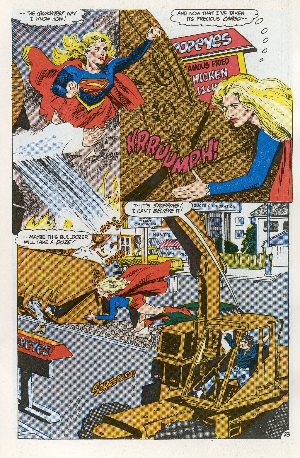 Read online Supergirl Movie Special comic -  Issue # Full - 25