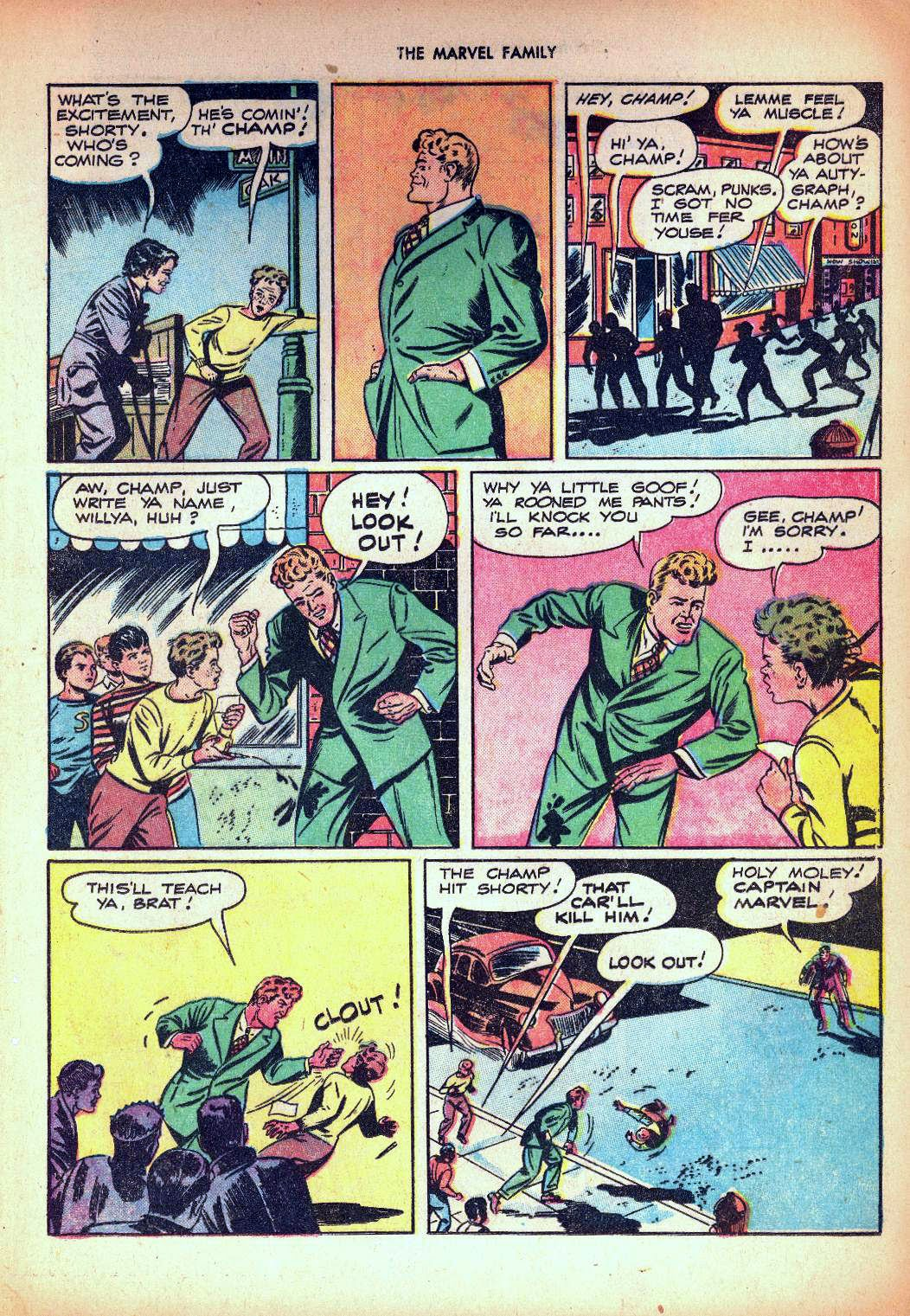 The Marvel Family issue 25 - Page 17