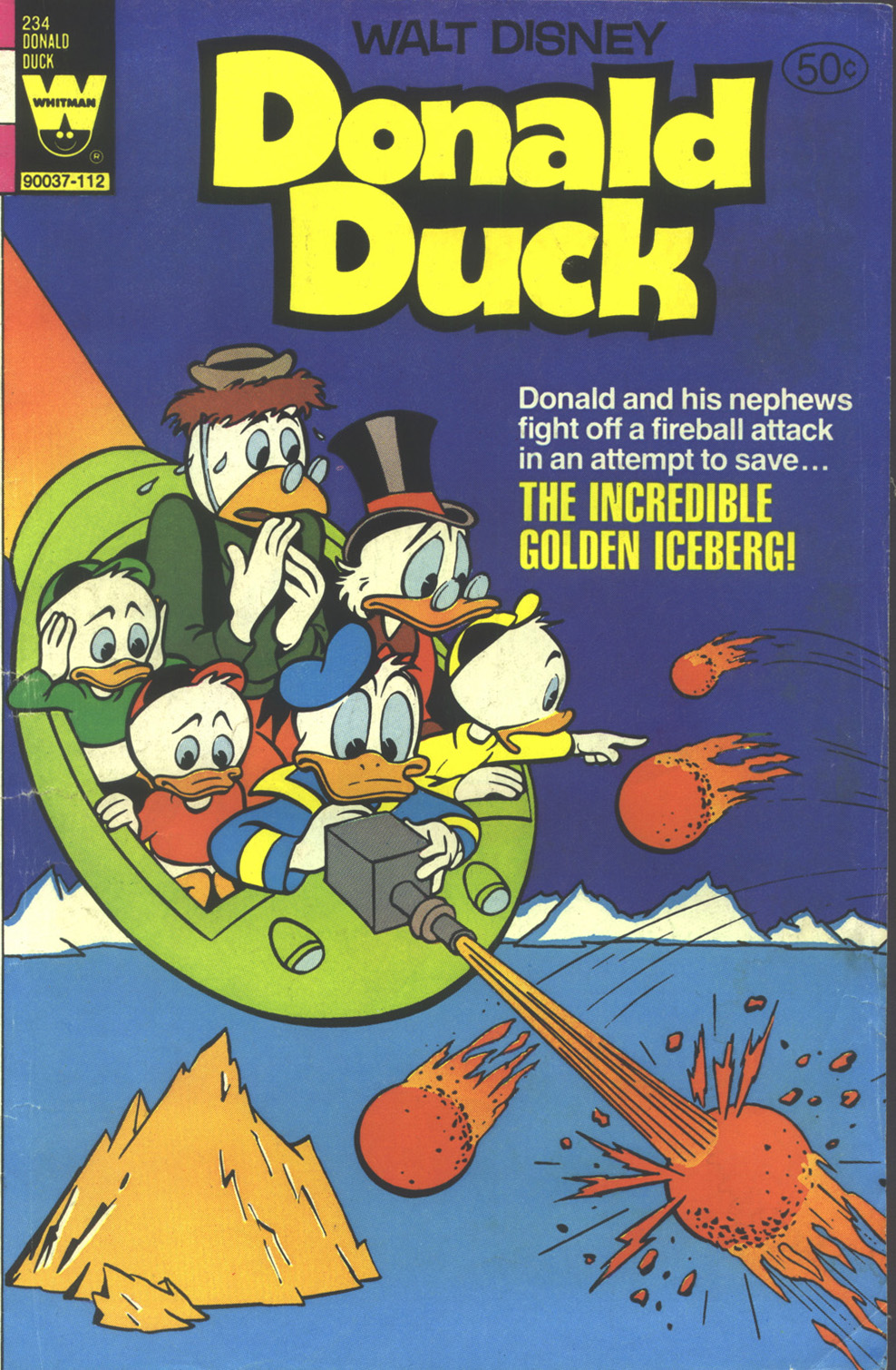 Walt Disney's Donald Duck (1952) issue 234 - Page 1