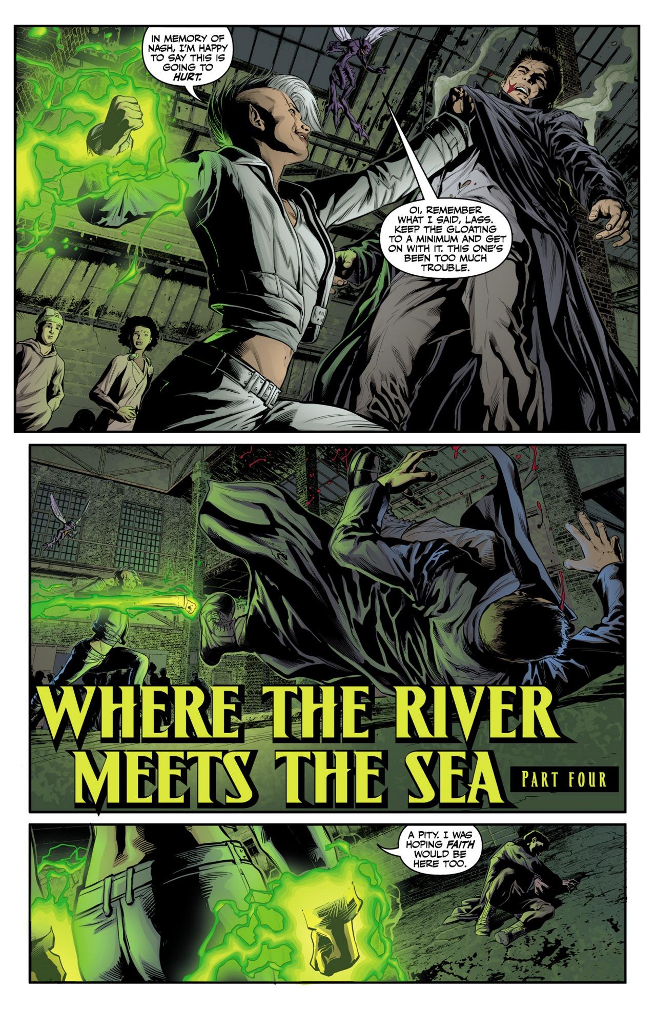 Read online Angel & Faith Season 10 comic -  Issue #4 - 3