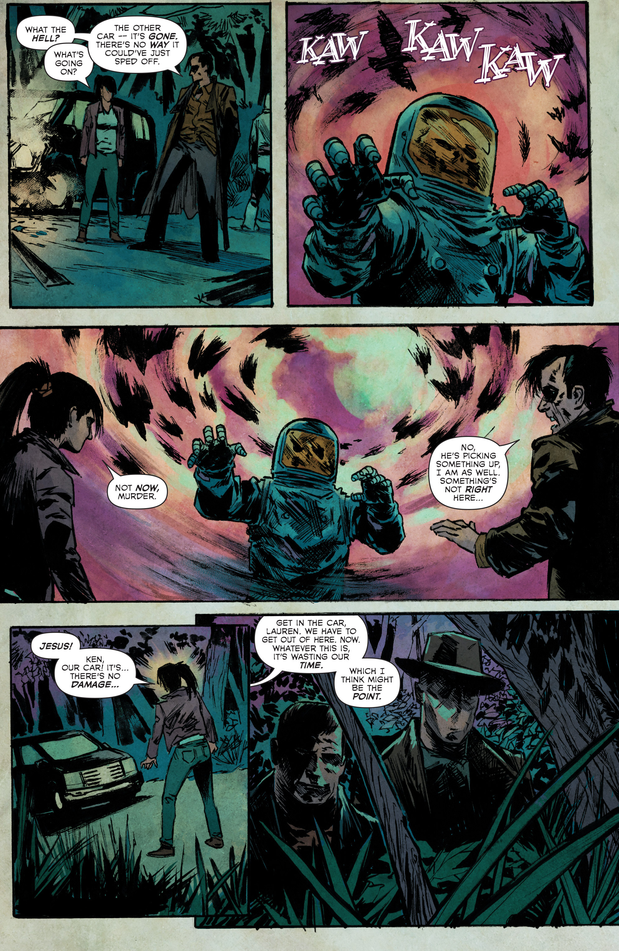 Read online Hoax Hunters (2012) comic -  Issue # TPB 3 - 86