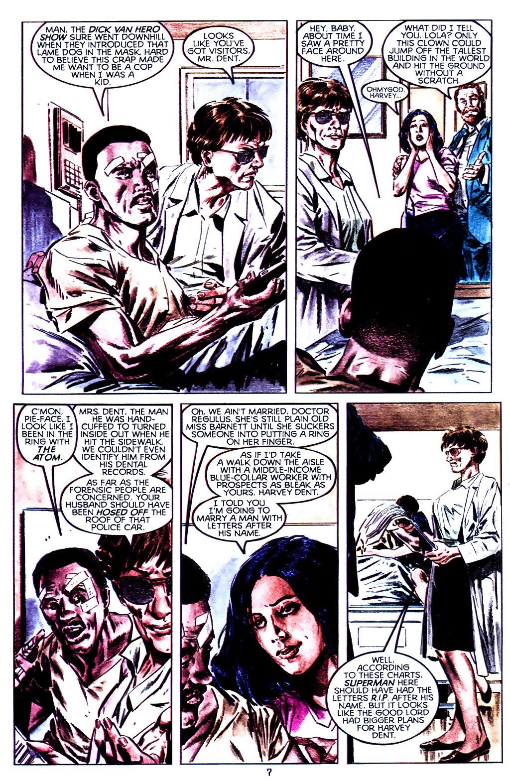 Read online Tangent Comics/ The Superman comic -  Issue # Full - 8